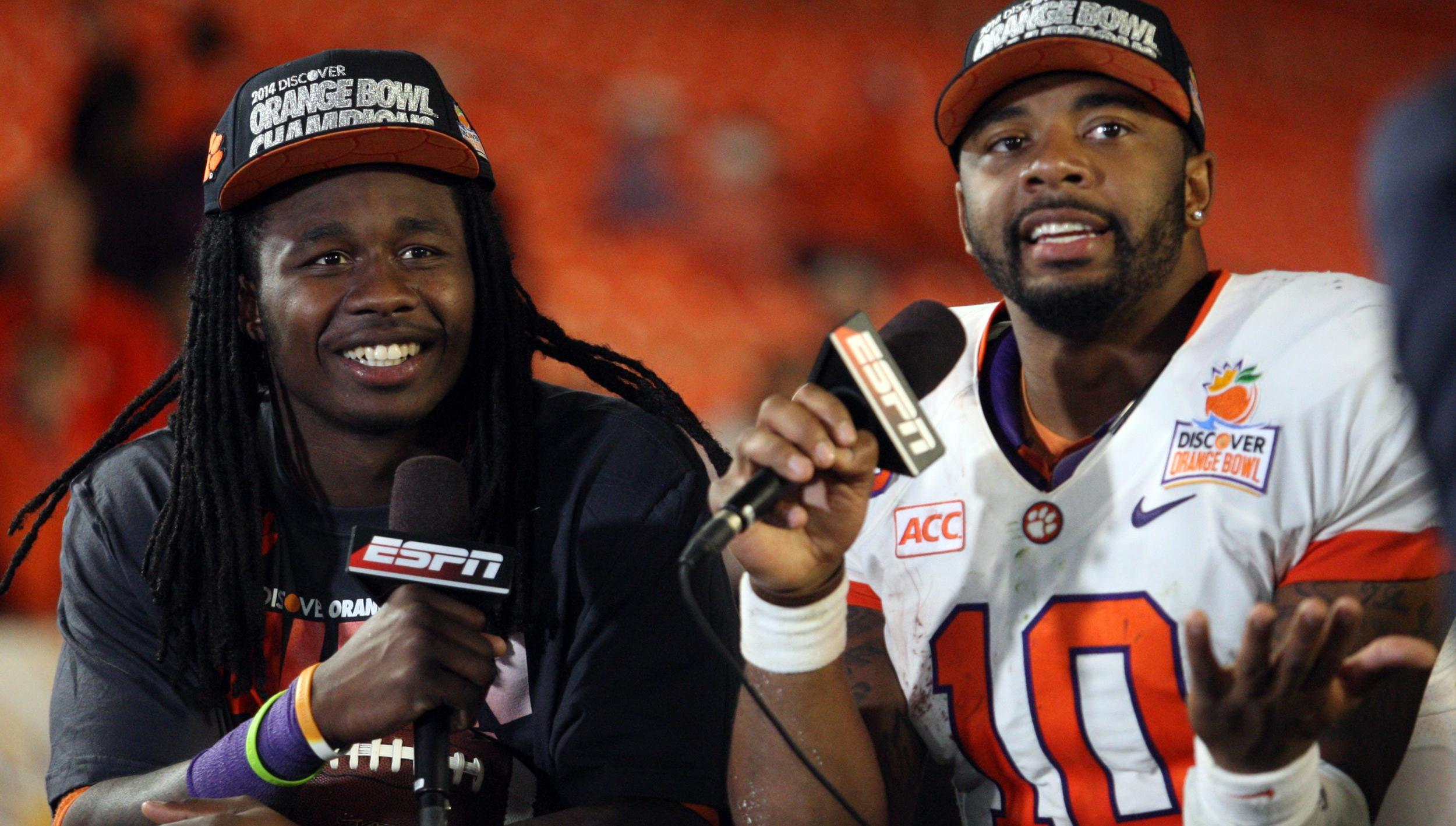 #ClemsonOrange Blog: Jan. 3