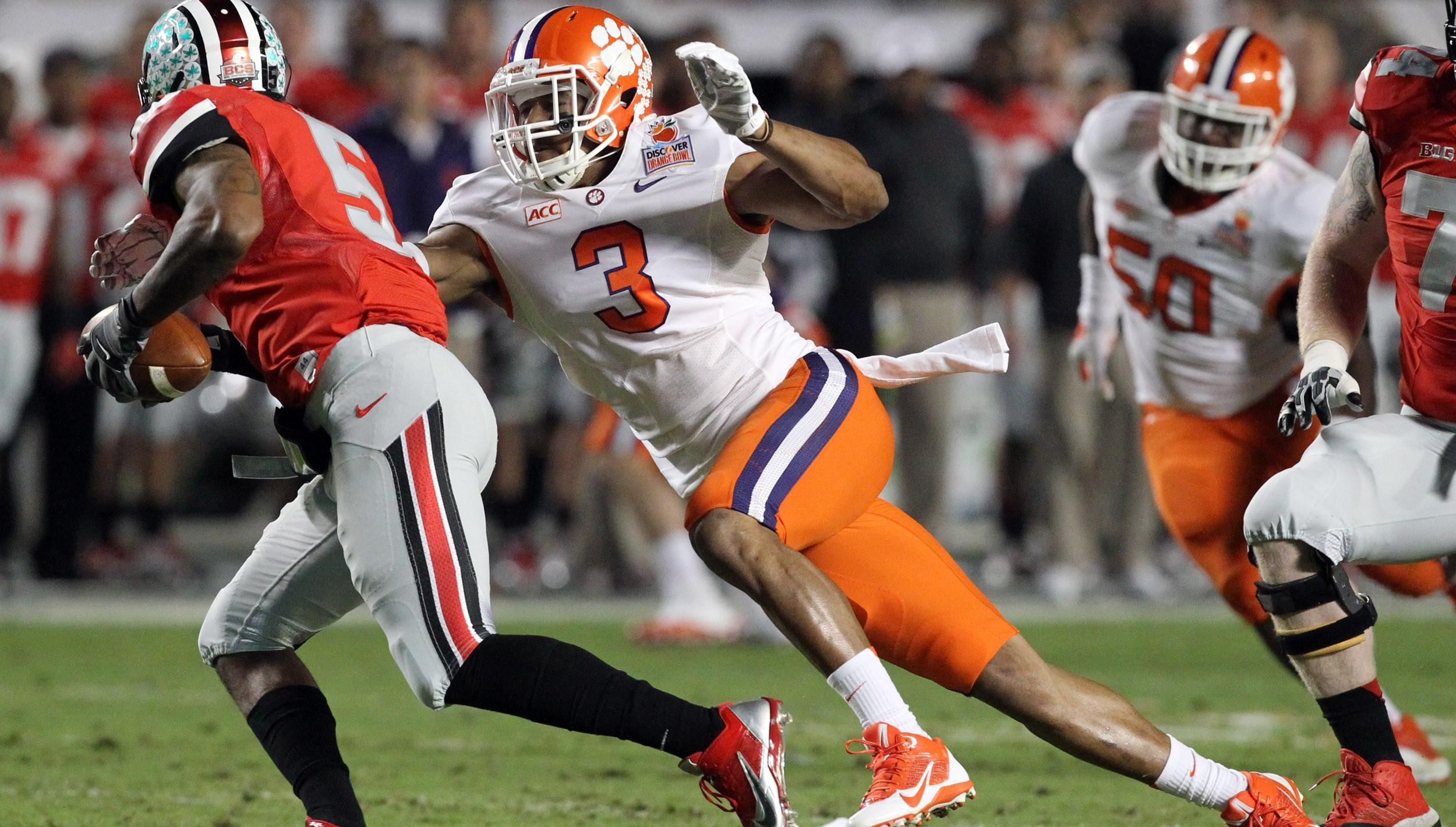 Beasley to Remain at Clemson