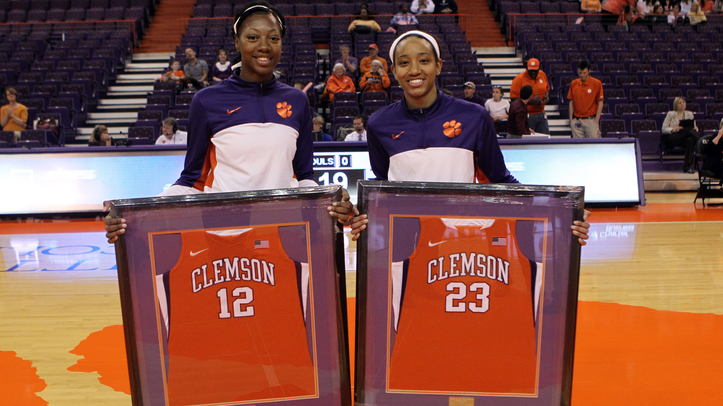 @ClemsonWBB Falls to Florida State in Home Finale