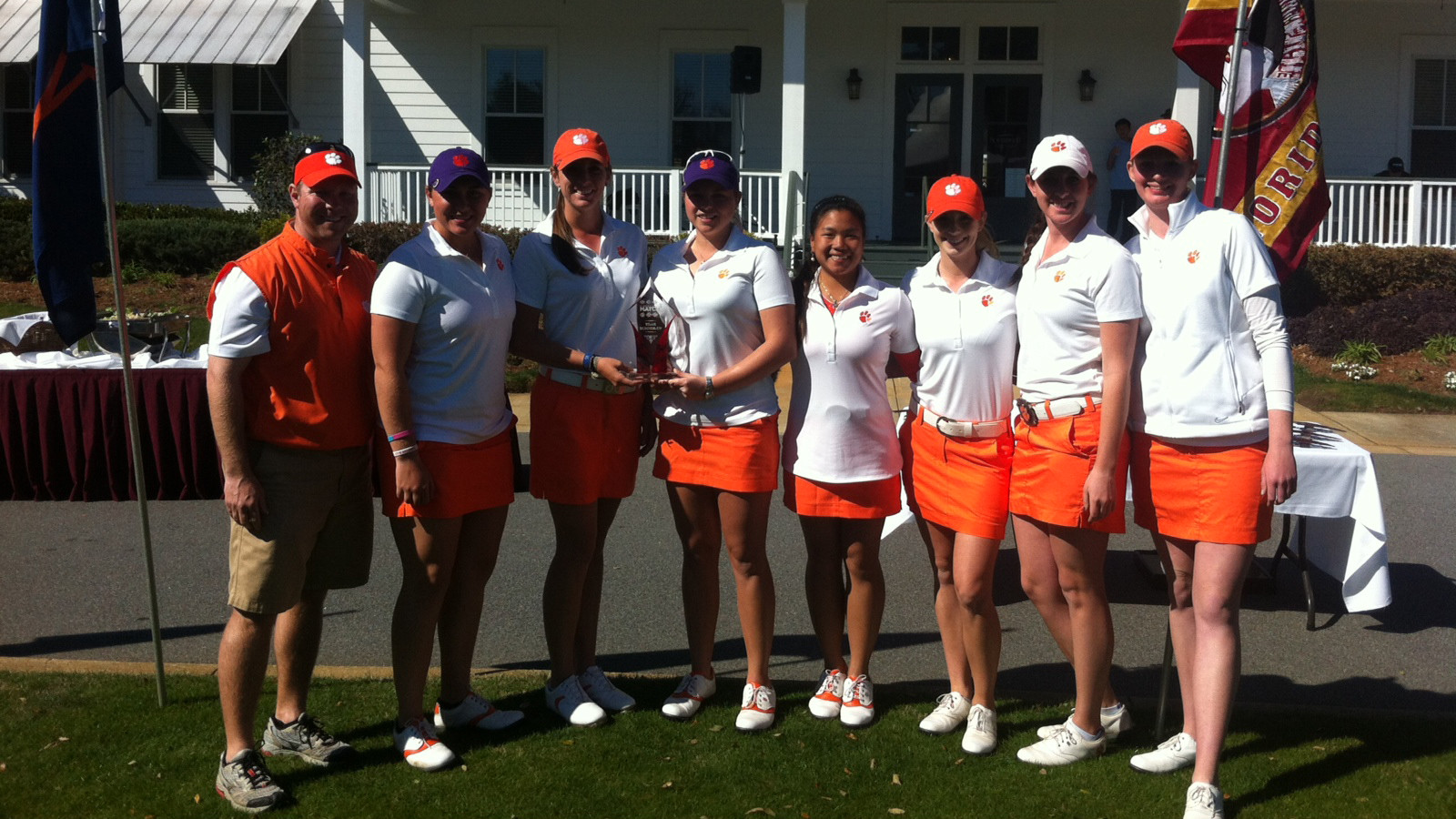 Clemson Finishes Second at Florida State Match-Up