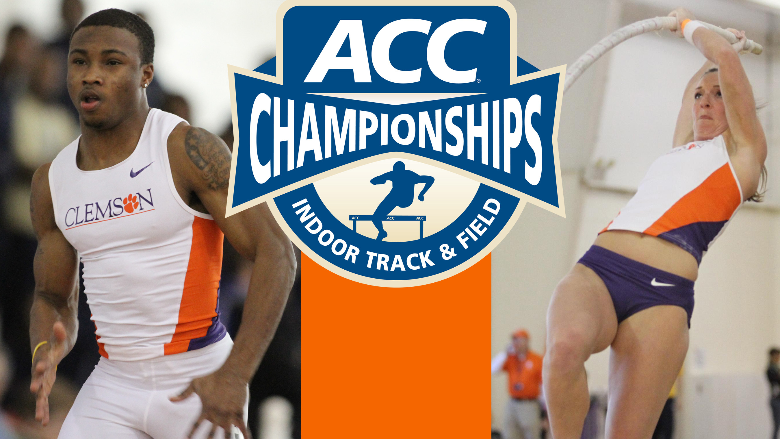 Clemson to Host ACC Indoor Track & Field Championships
