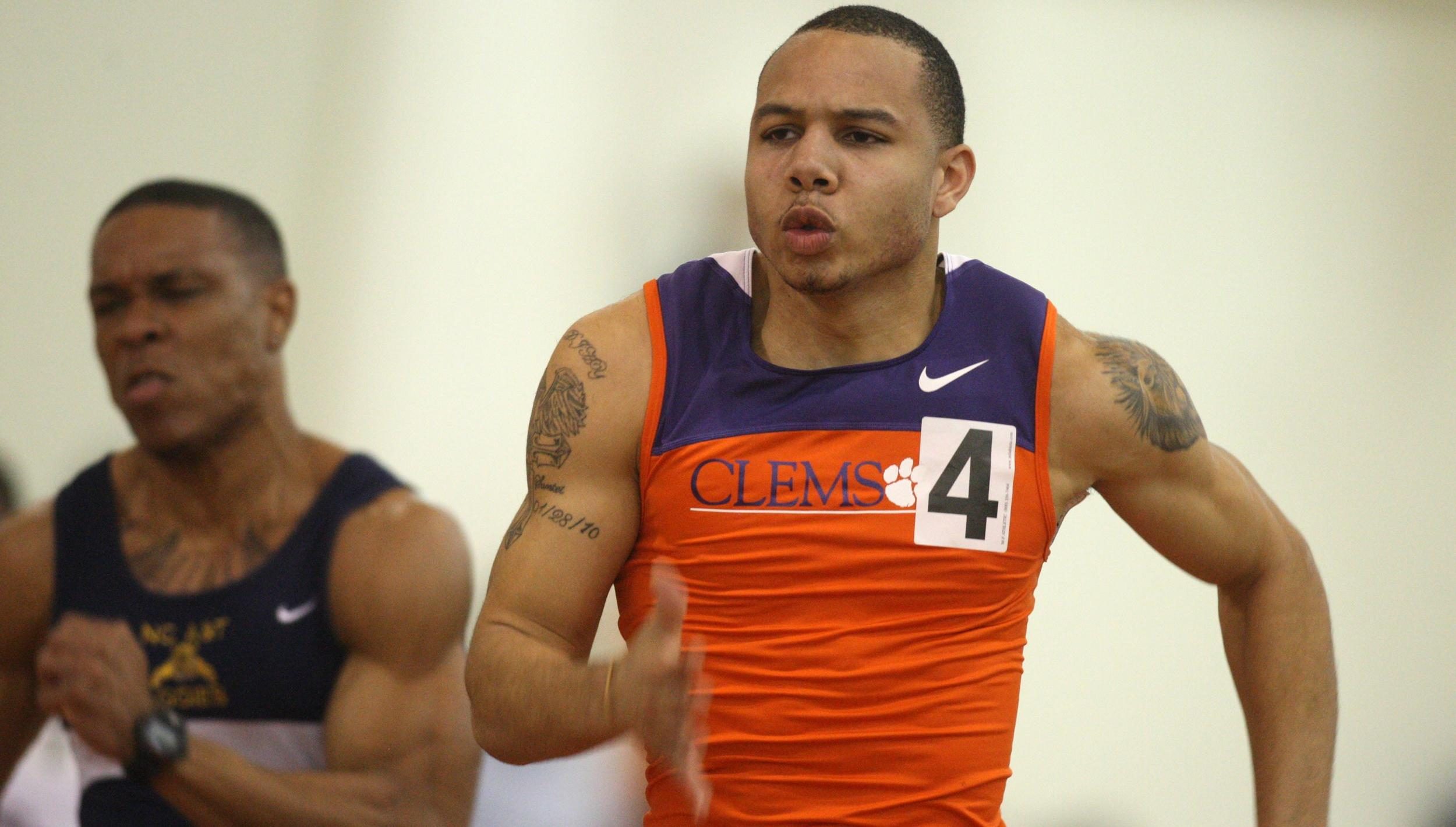 Clemson Track & Field Travels to College Station for Texas A&M Invitational