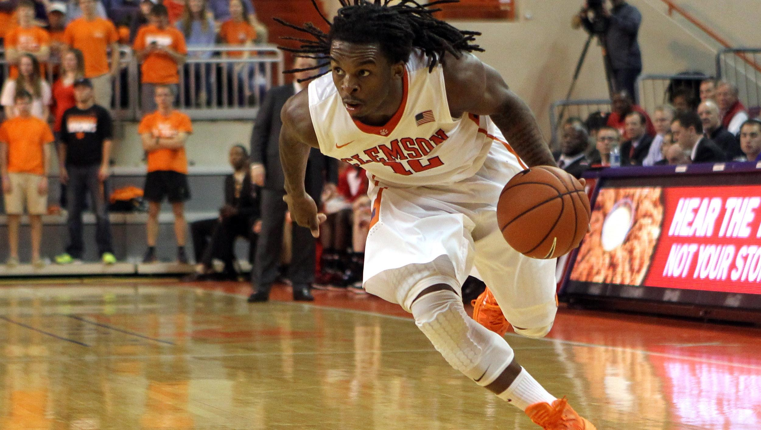 Clemson to Face Wake Forest in Winston-Salem Tuesday