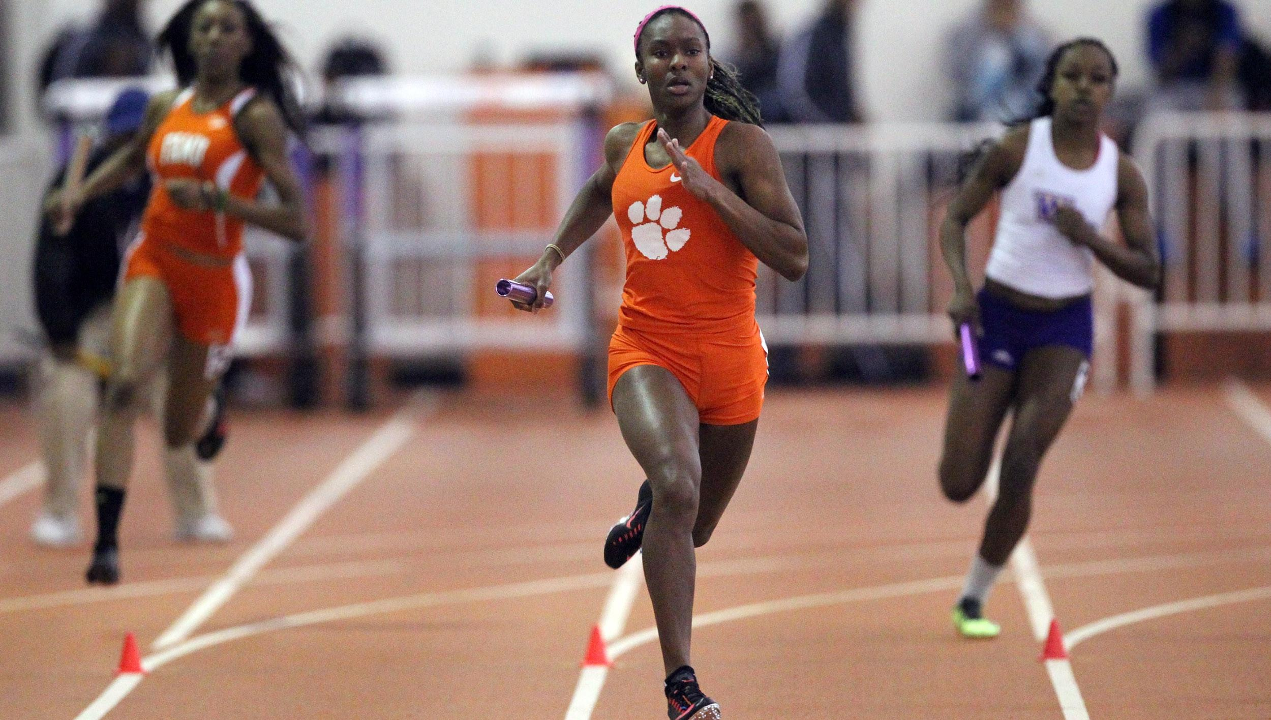 Tiger Track & Field Bound for New York and the Armory Collegiate Invitational