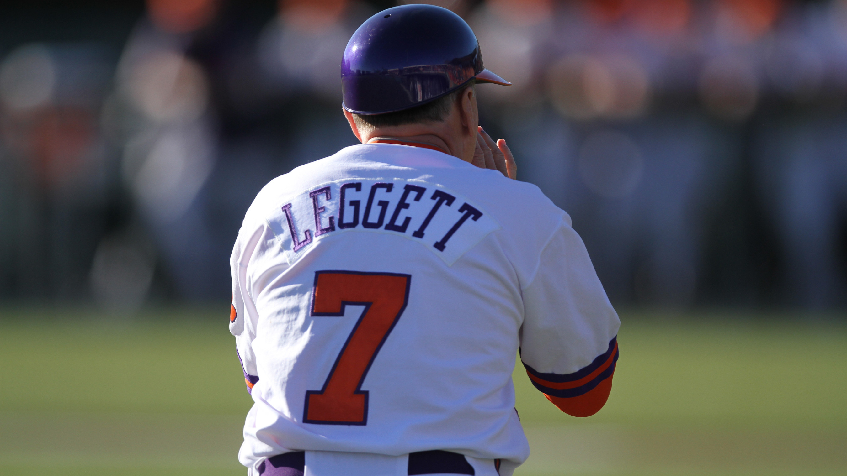 EXCLUSIVE: Leggett 'Lets his Numbers Speak for Themselves'