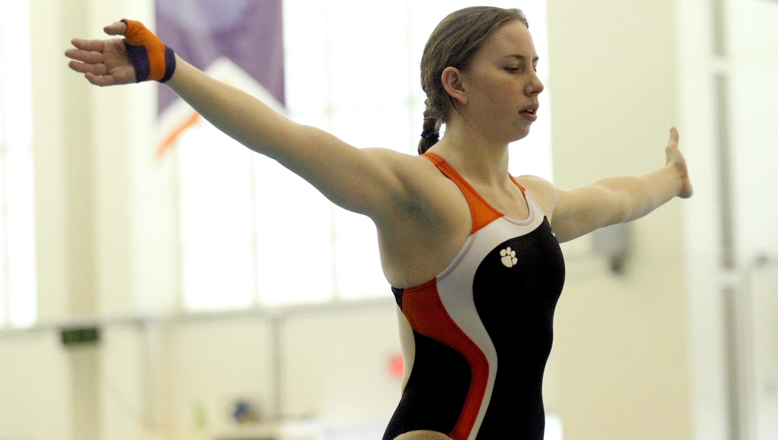 Diving Concludes Day One at ACC Championships