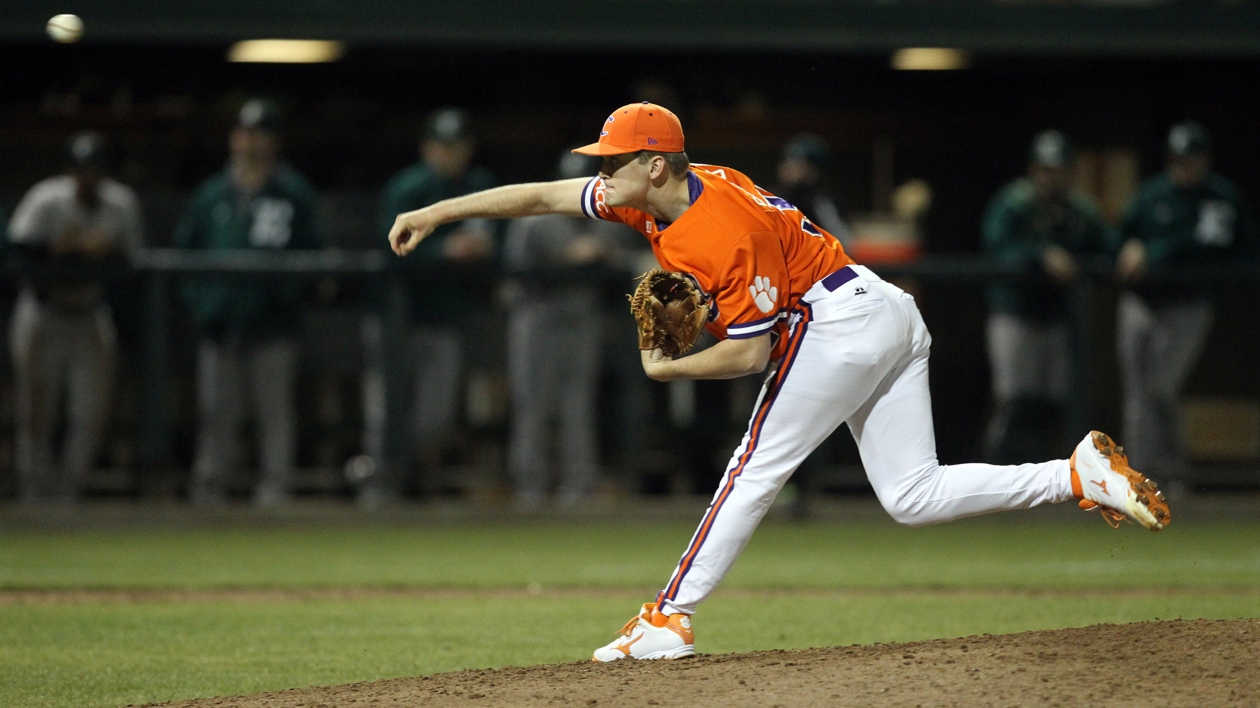 WATCH: Inside the Huddle with Clemson Baseball