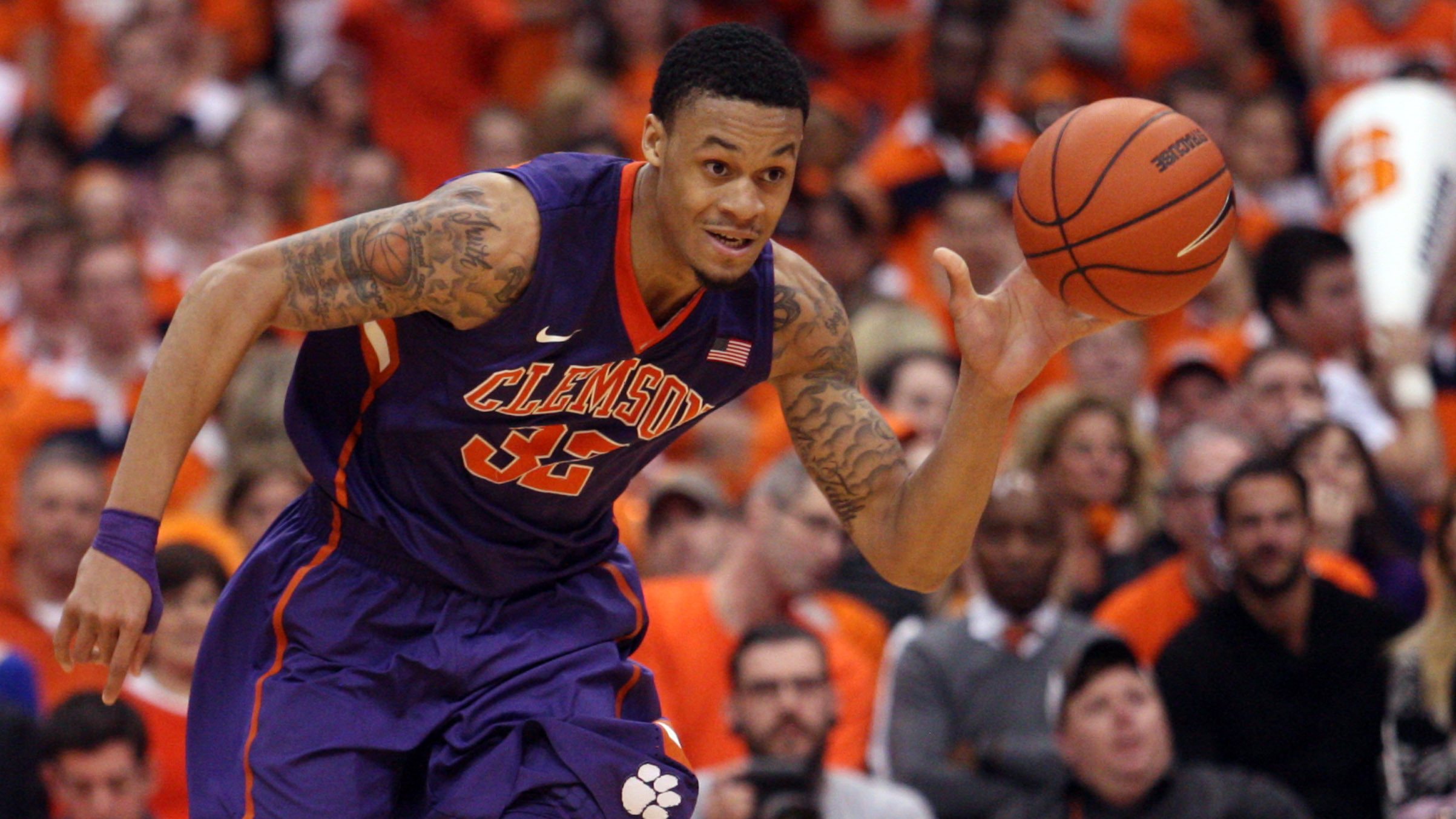 McDaniels Headed to Chicago for NBA Draft Combine