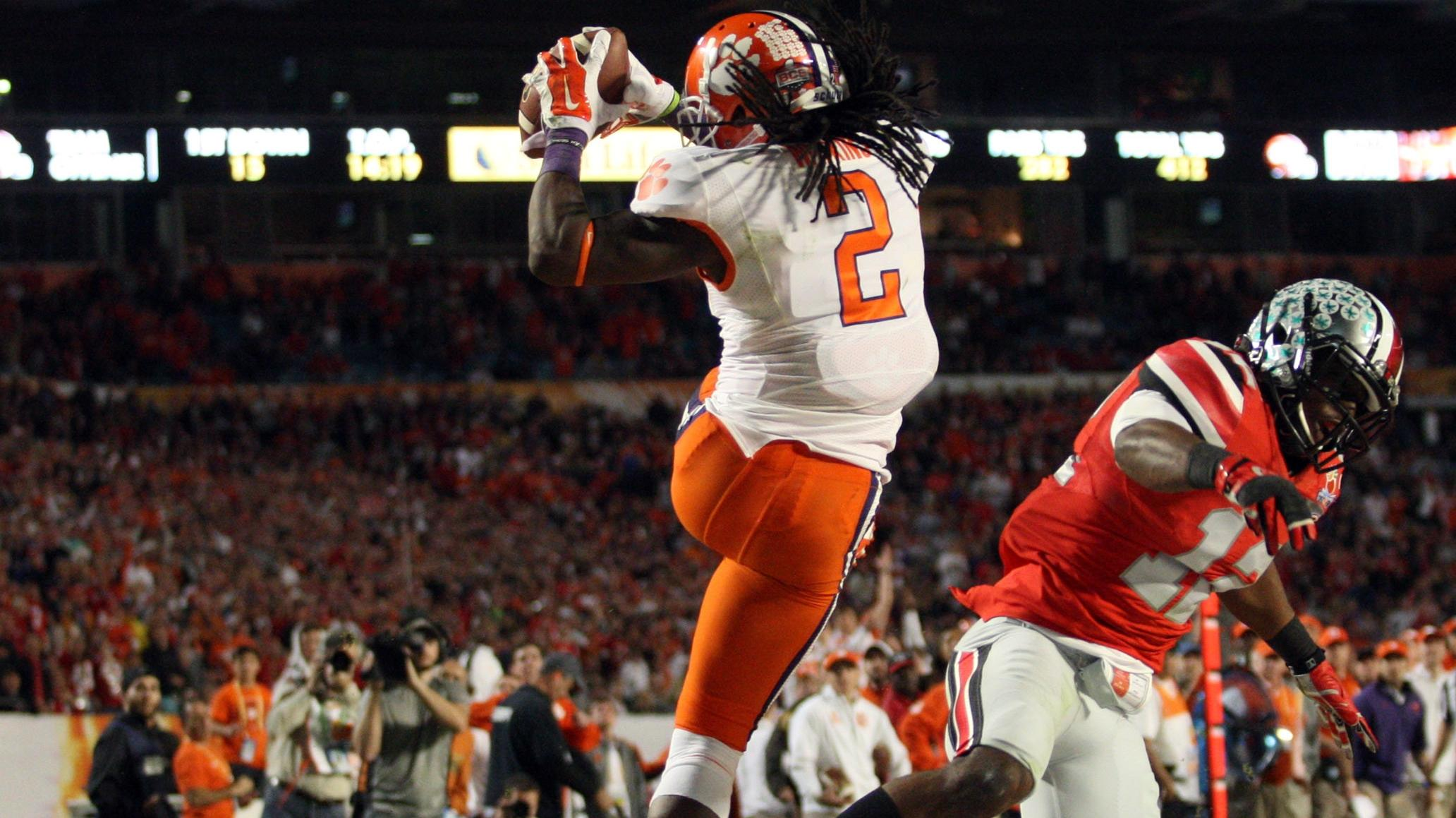 Watkins Should be Top Five Selection in NFL Draft Thursday