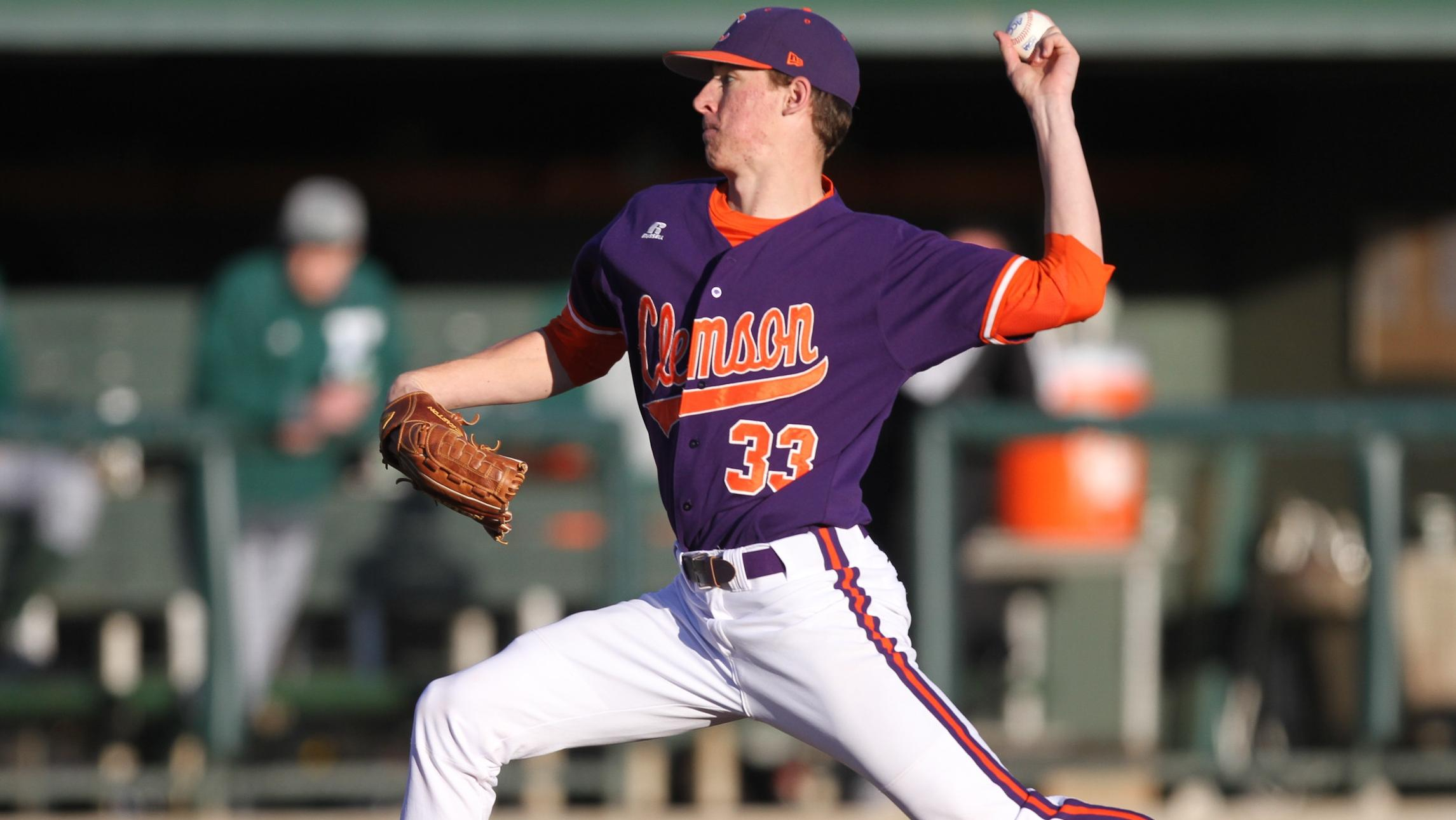 Sophomores Lead #13 Clemson to 5-3 Win Over Eastern Michigan Saturday