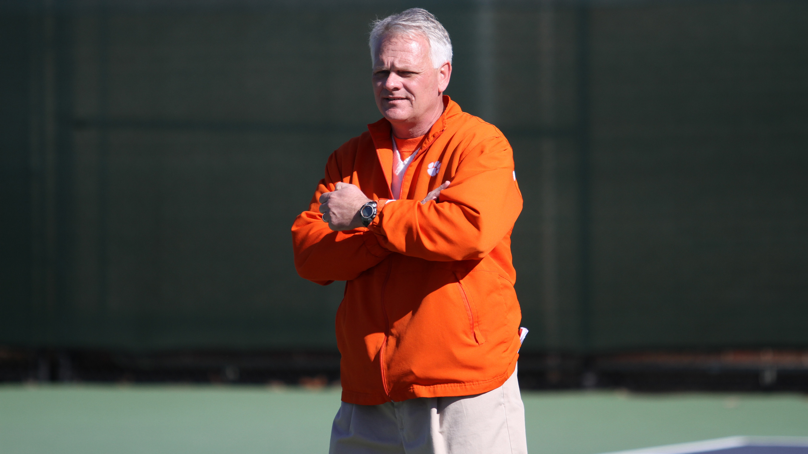 Clemson Ranked 21st in Men?s Tennis