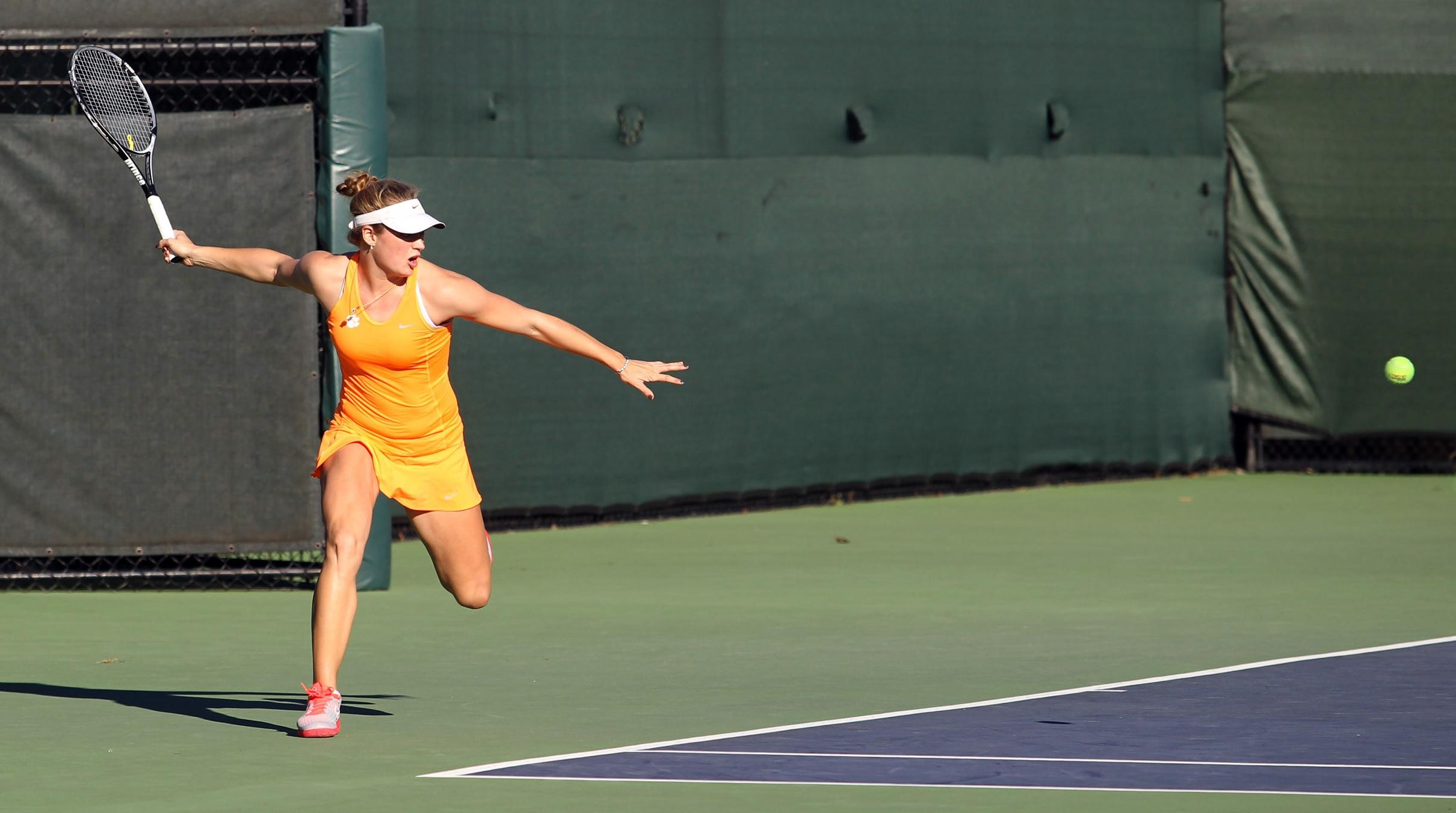 @ClemsonWTennis Opens ACC Play with 6-1 Win at Virginia Tech