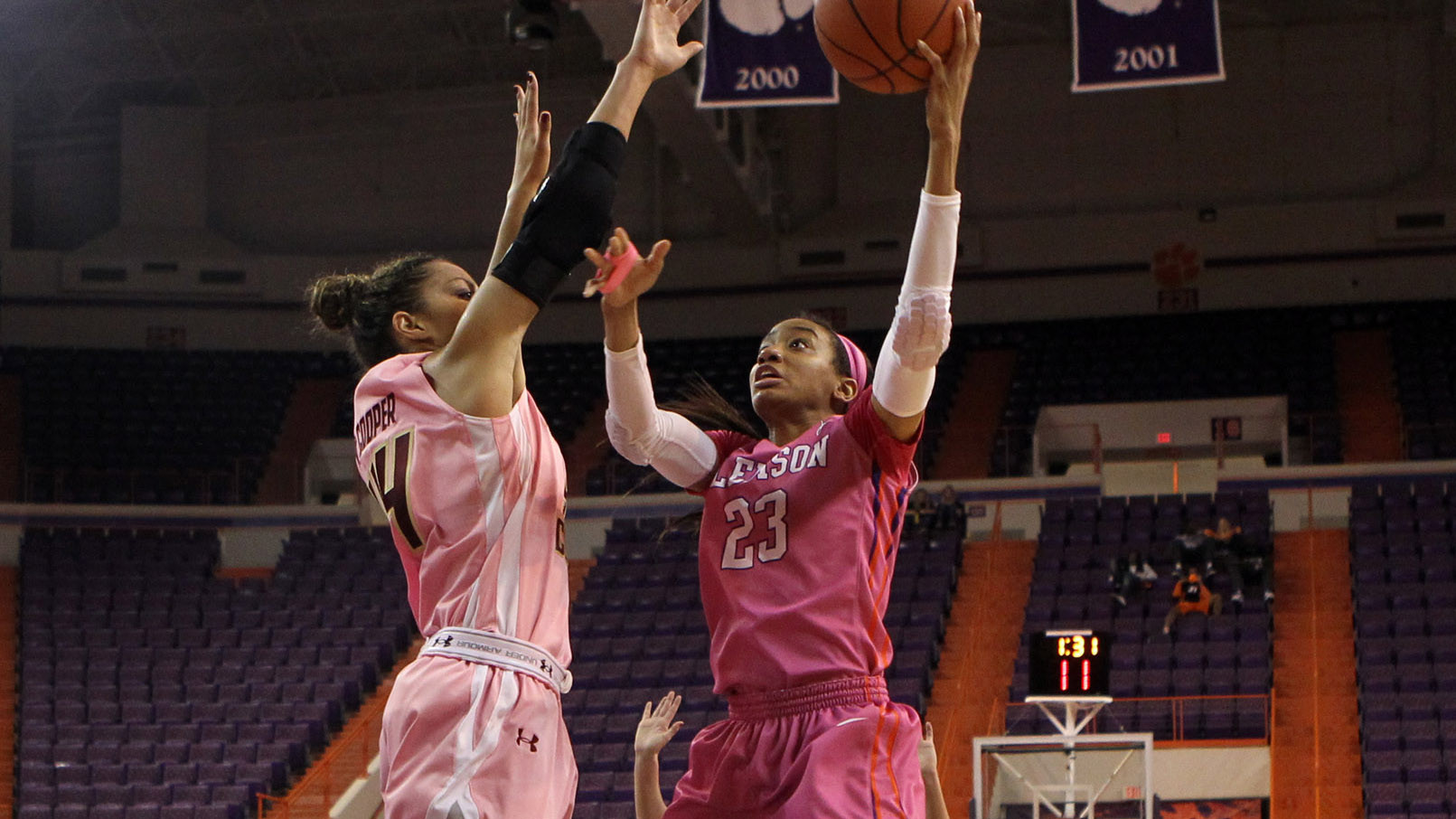 EXCLUSIVE: Dunn Goes Into Attack Mode in Win over BC