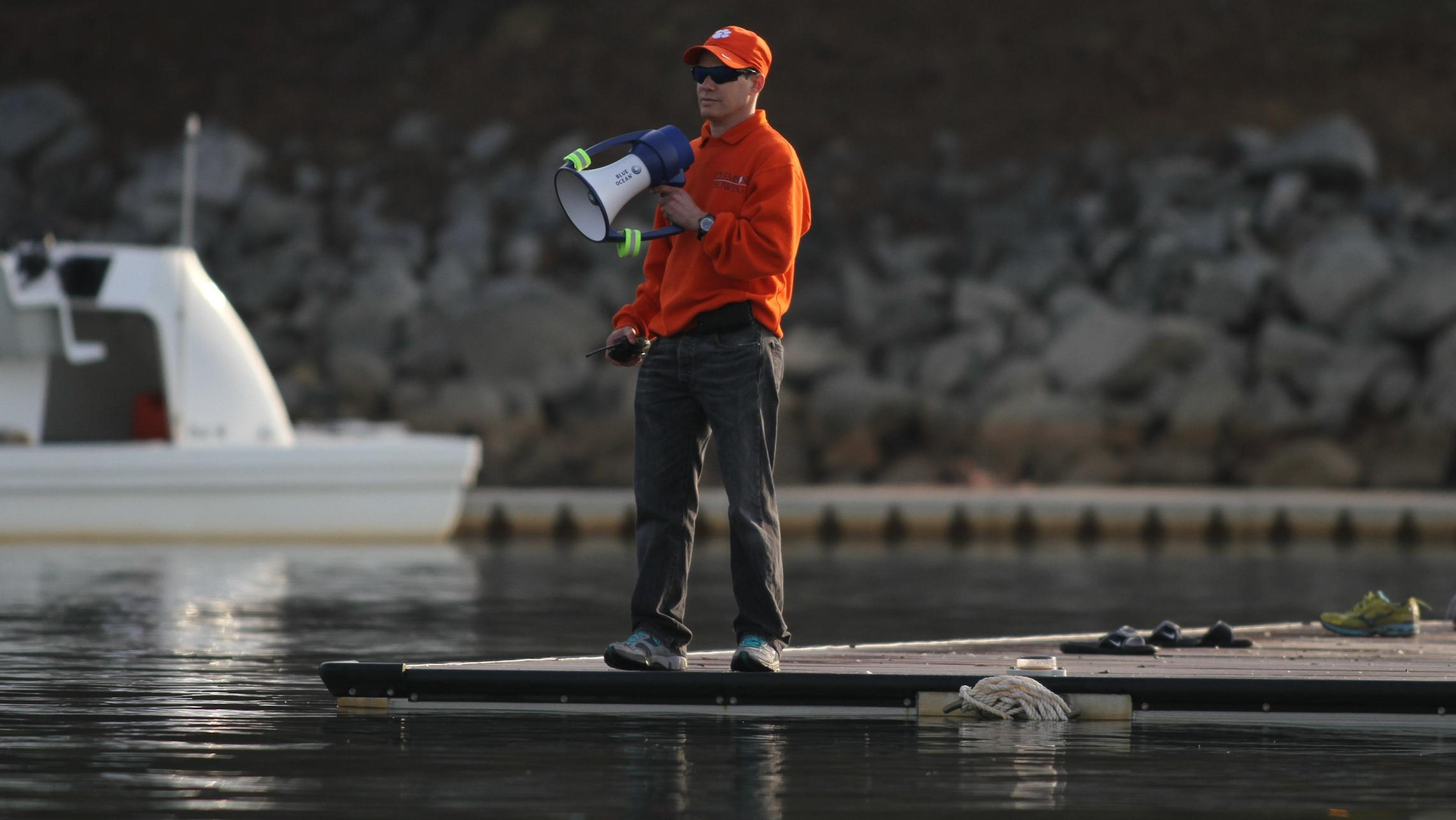 No. 18 Clemson Goes Coast-to-Coast for Two-Day Regatta
