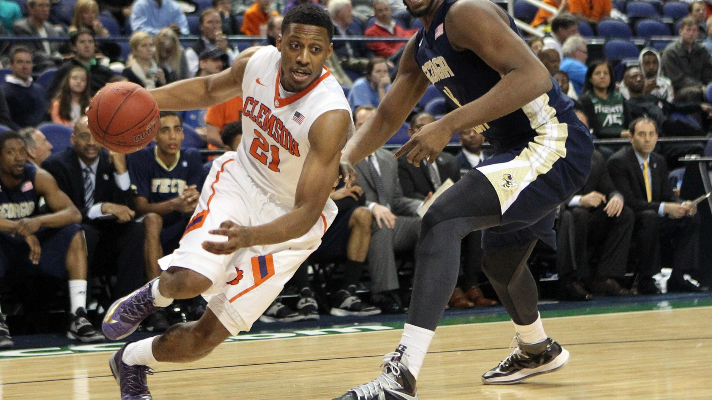 FEATURE: Tigers ?survive and advance' in overtime thriller with Tech