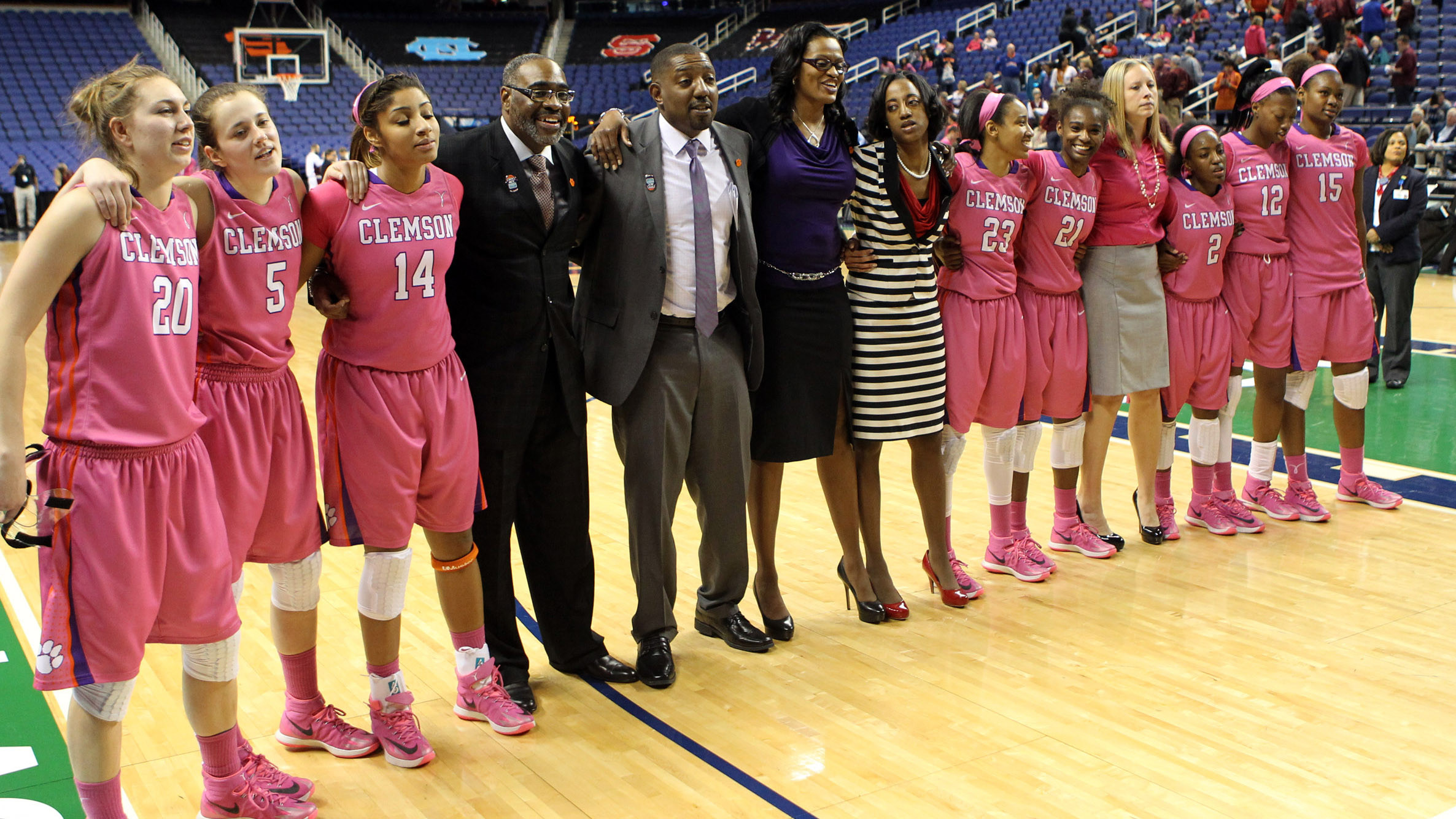 EXCLUSIVE: Lady Tigers Flip Script for ACC Tourney Win