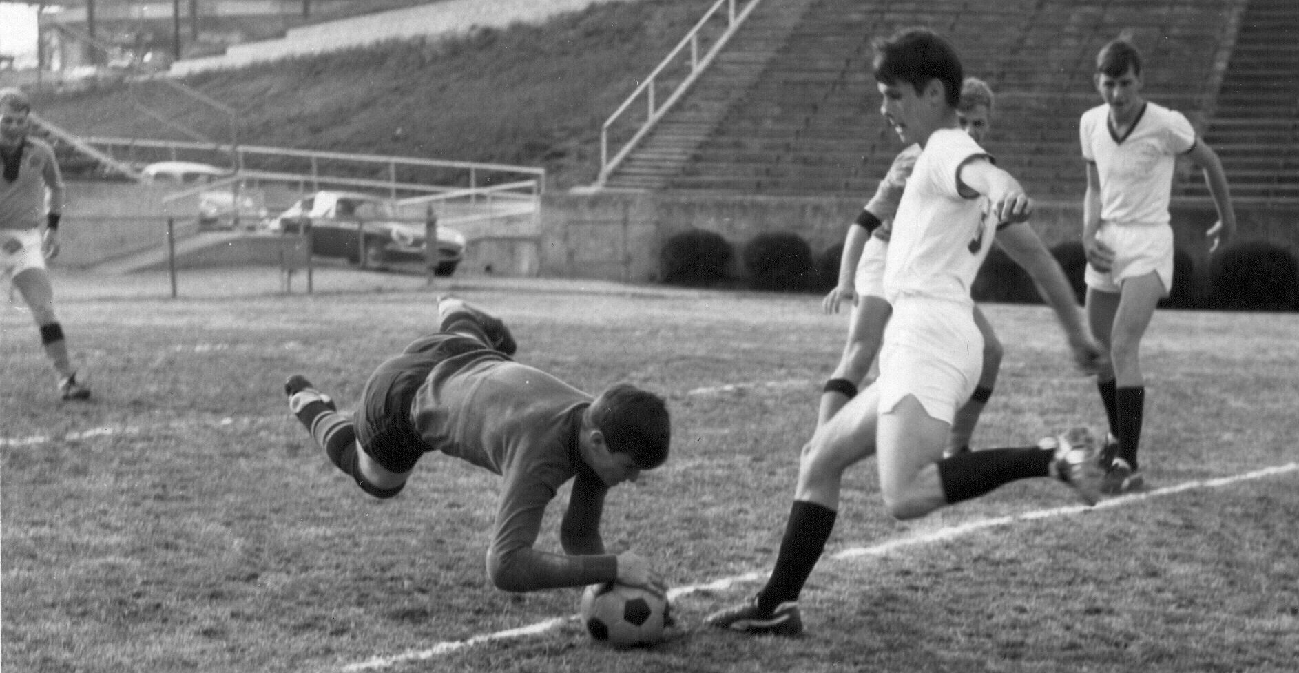 Mark Rubich, First Soccer All-American Passes Away