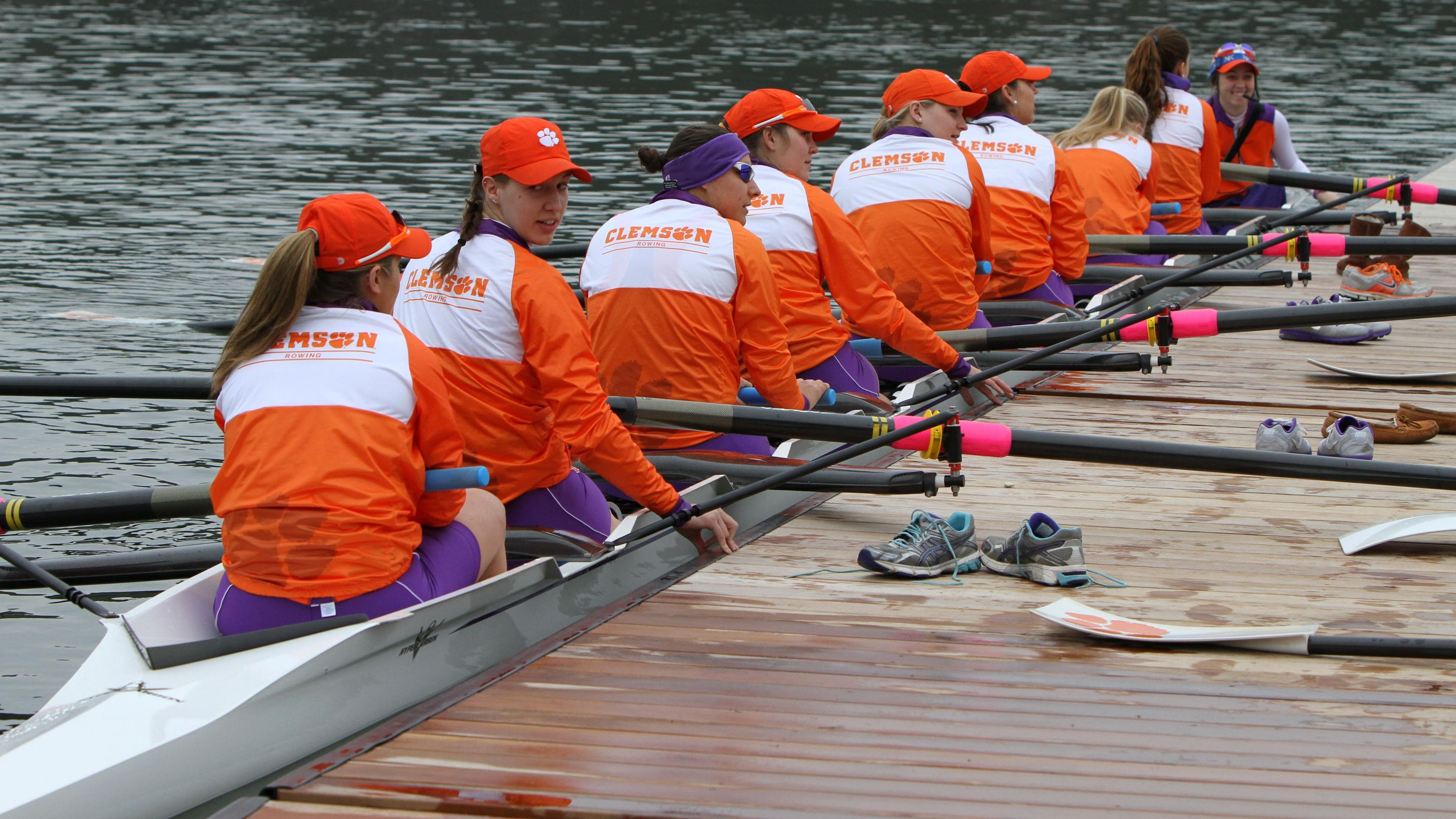 Clemson Ranked 17th in CRCA Poll