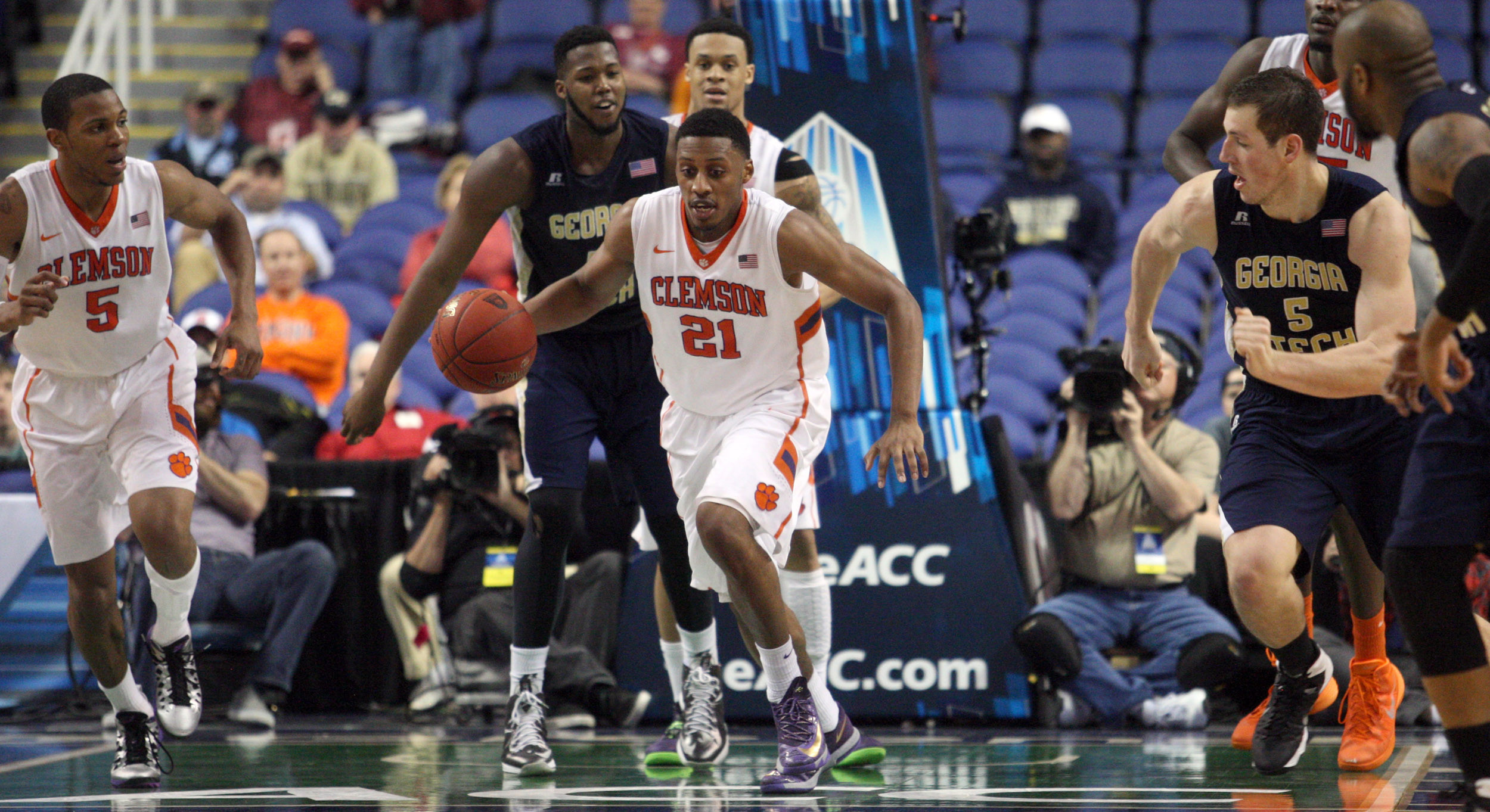 GAMEDAY – Clemson vs. Georgia State, #NIT (Tues., March 18)
