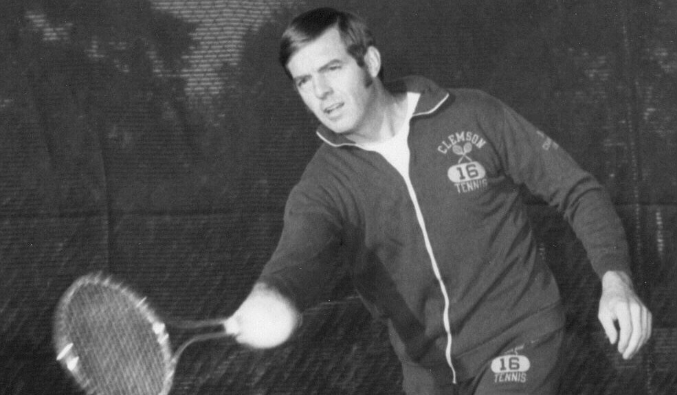 Duane Bruley Led Clemson to 1969 ACC Tennis Title