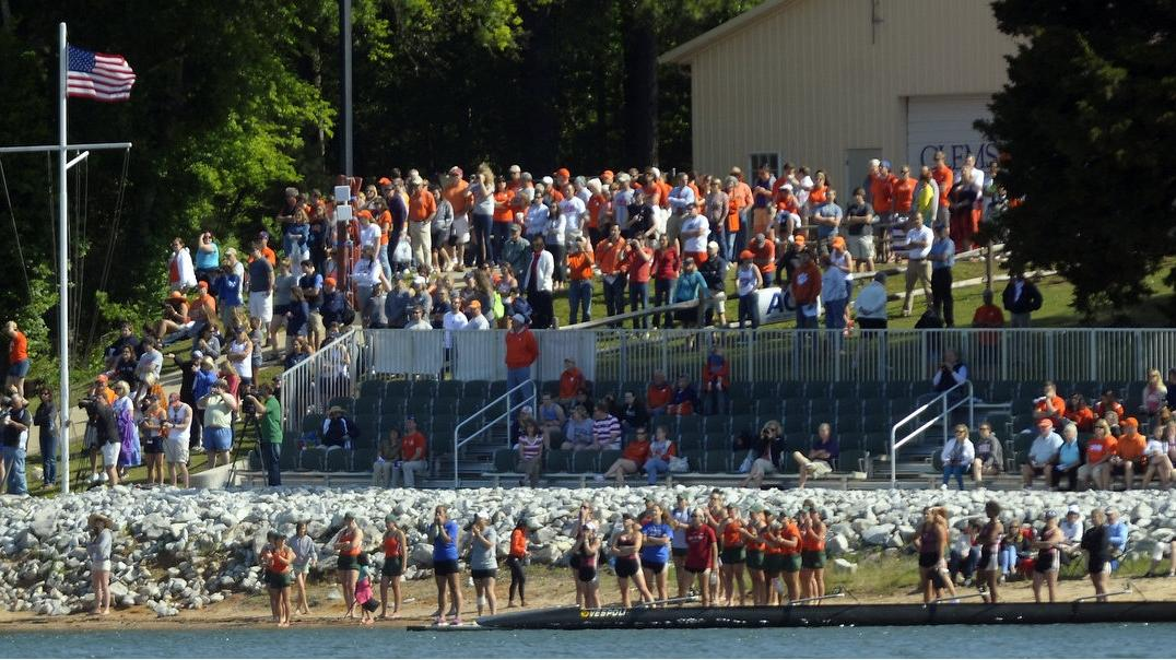 FEATURE: Clemson Emerging as Spring Hotbed for Collegiate Rowing