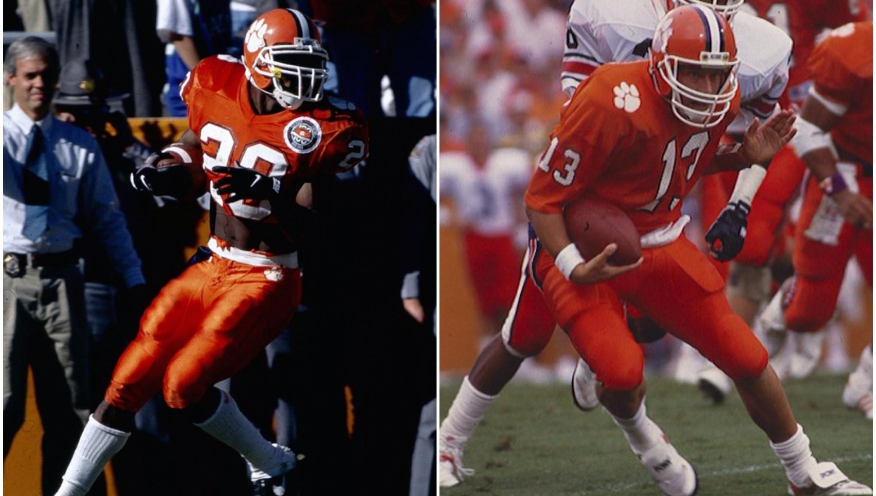 promo code 197c5 be6a0 Brian Dawkins and Rodney Williams Named to SCAHOF – Clemson ...