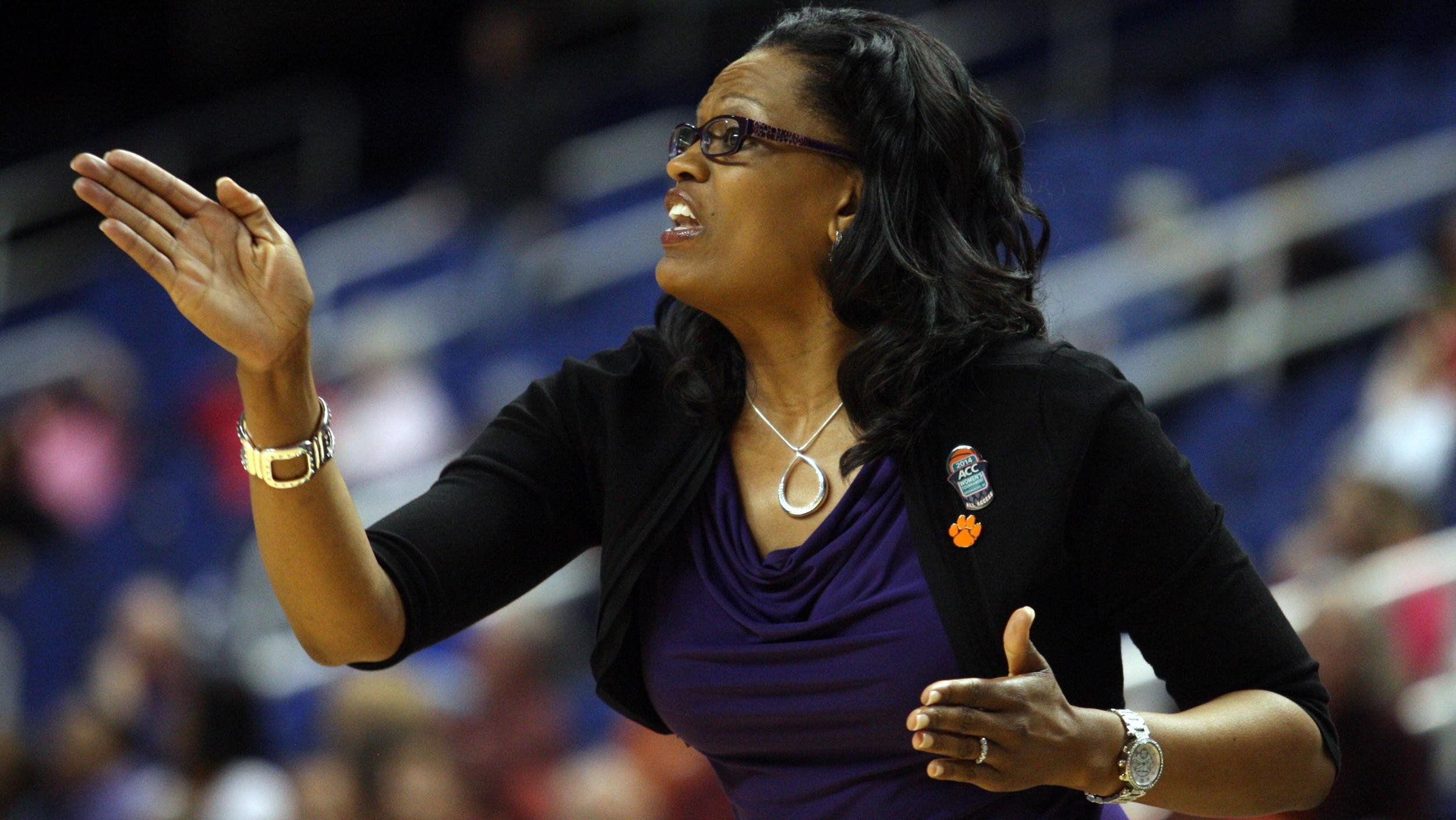 EXCLUSIVE: Smith Excited for Future of Lady Tiger Program
