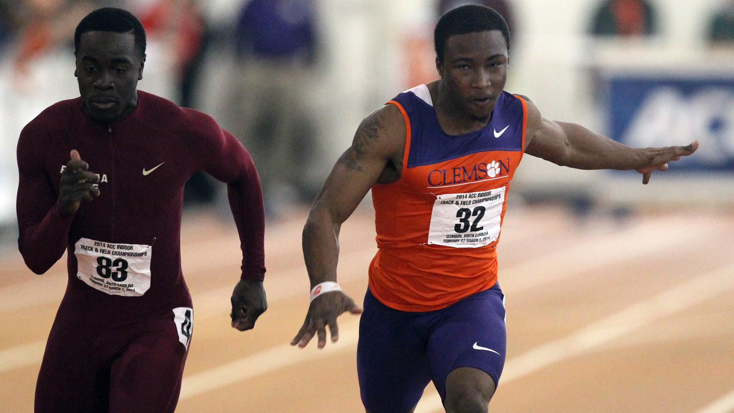 Hester Advances to 60 Final at NCAA Indoor Championships