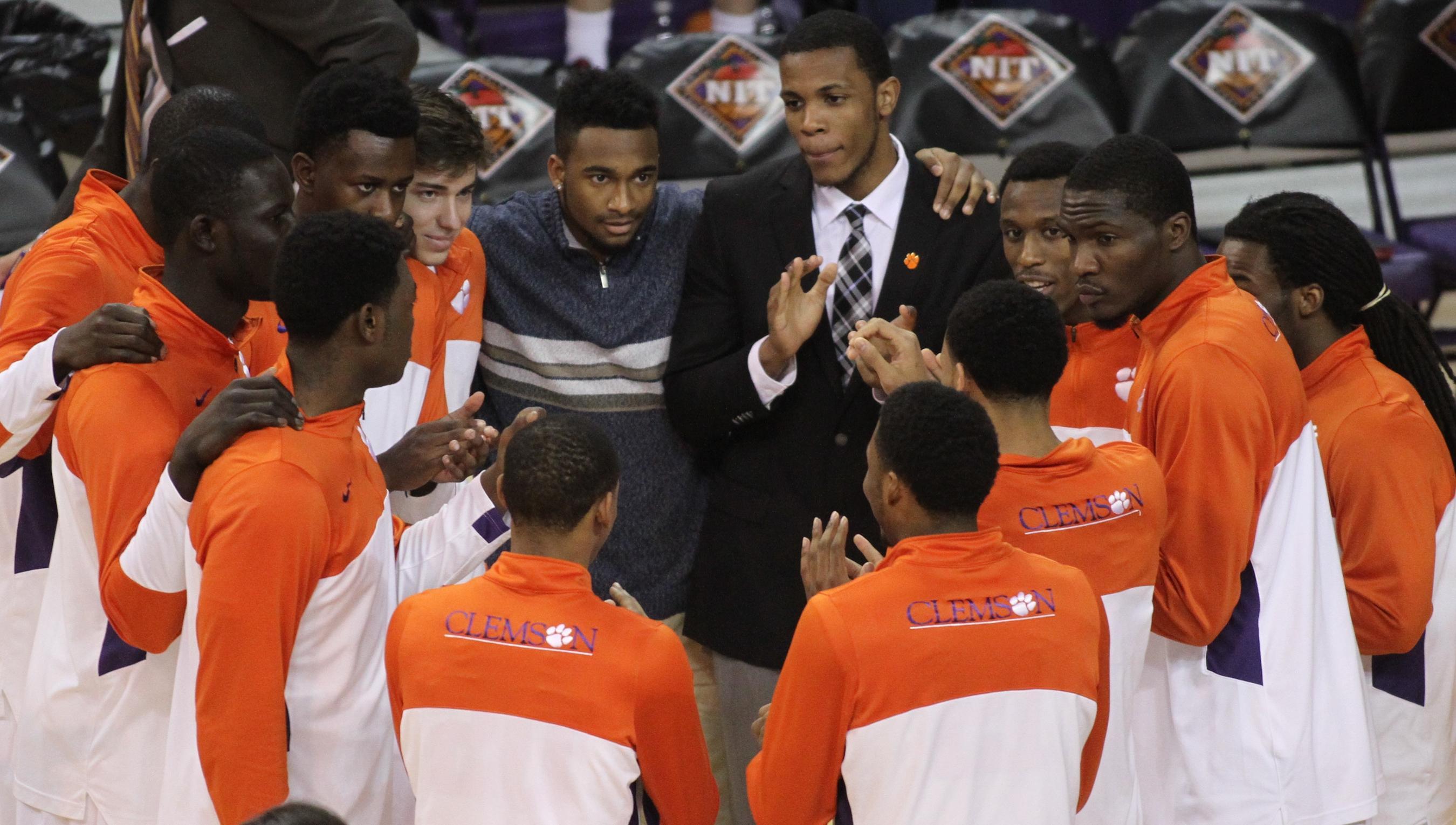 Clemson Basketball All-Access – NIT vs. Illinois