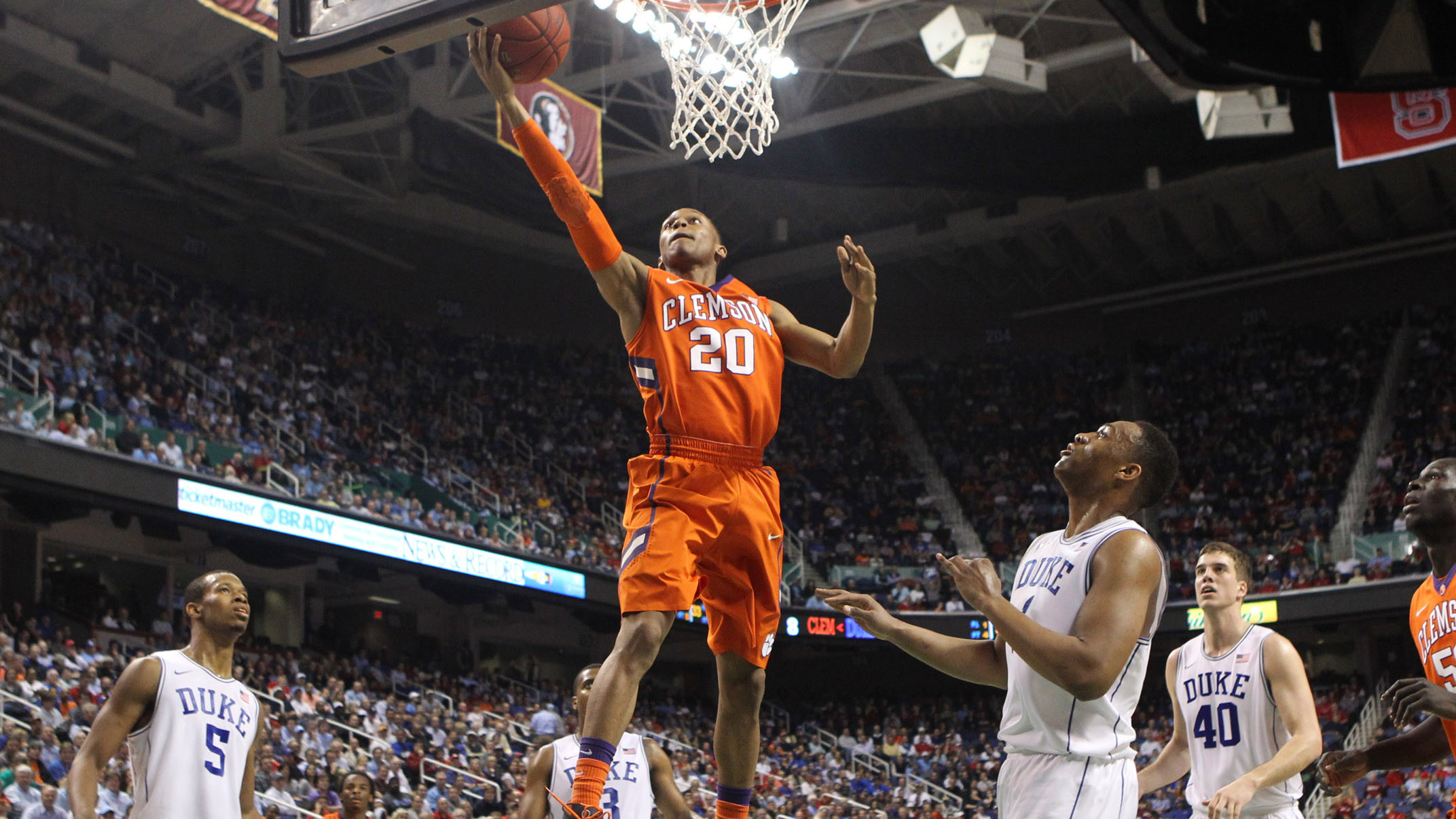 Tigers, Illini to Tangle Early Sunday in Second Round NIT Action