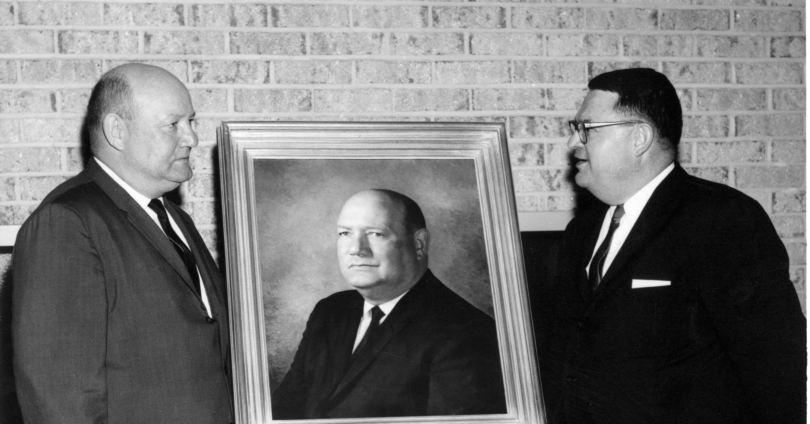 CLEMSON VAULT: Frank Howard & Dr. R.C. Edwards
