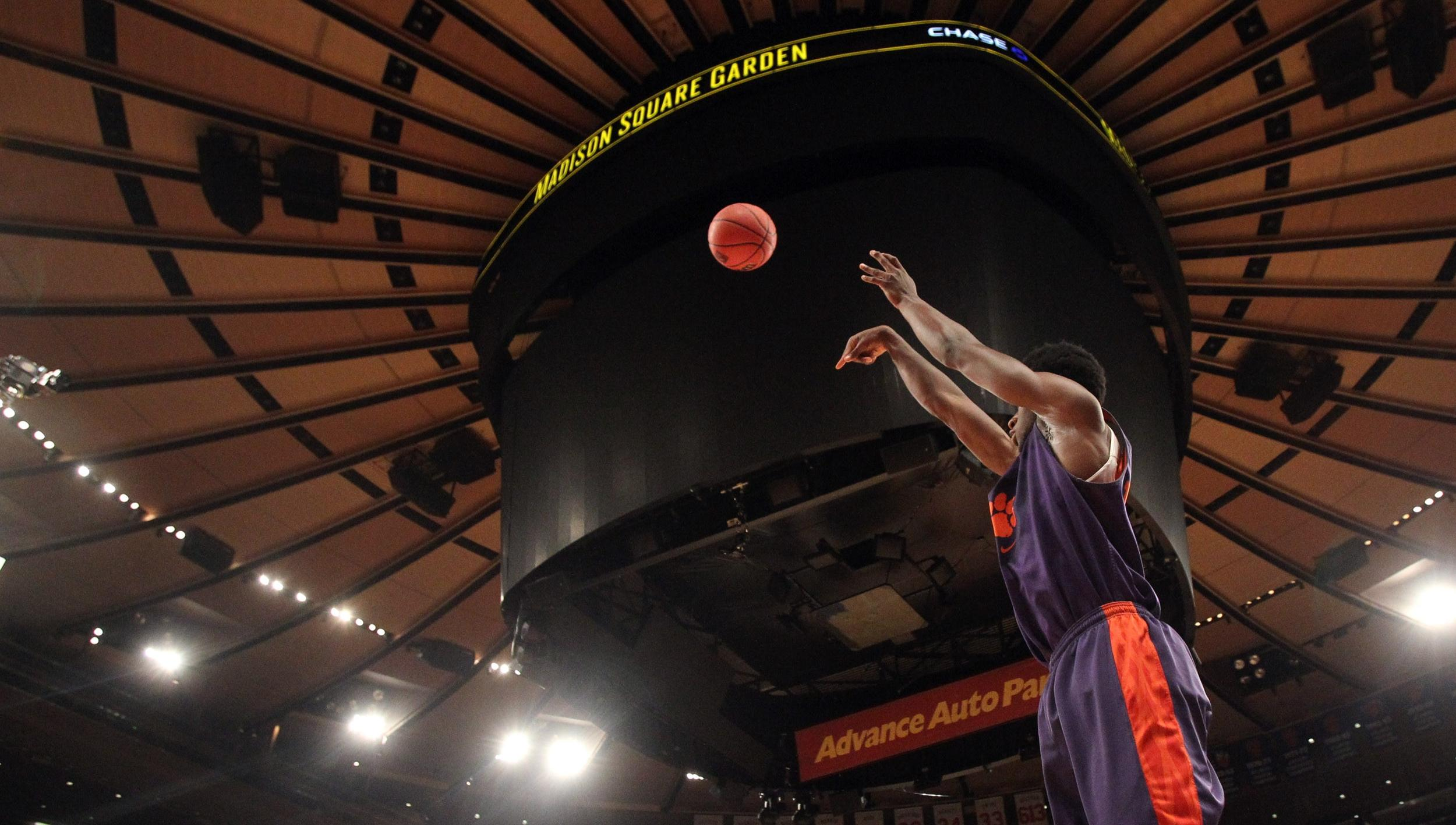 FEATURE: Tigers' Journey Reaches Final Destination in NYC