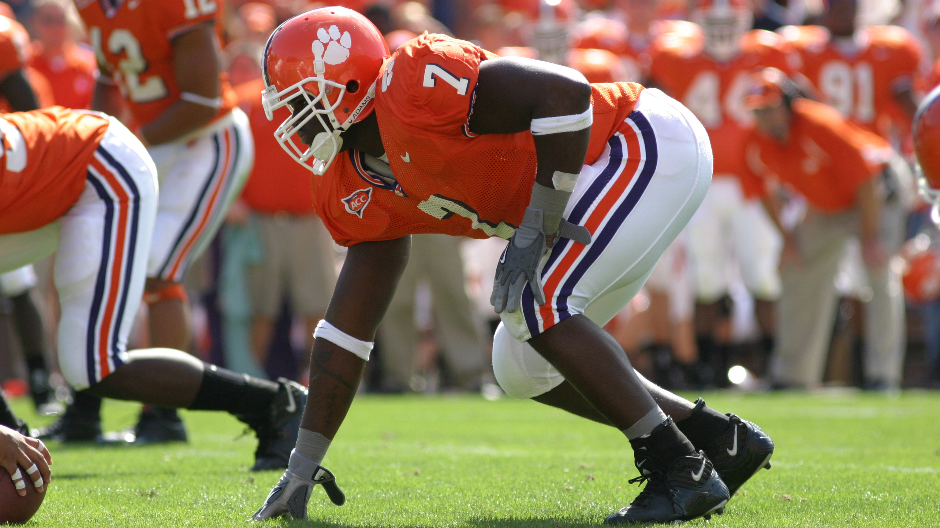 Former Clemson Football Player Cory Groover Passes