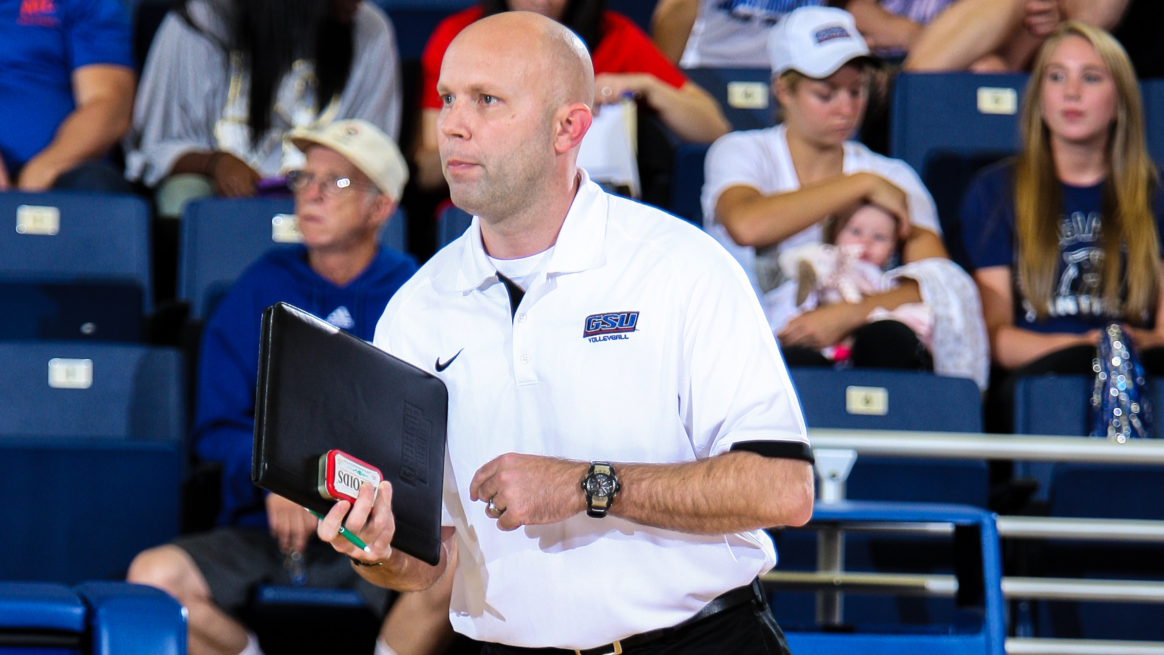 Kelly Audia Joins Volleyball Staff