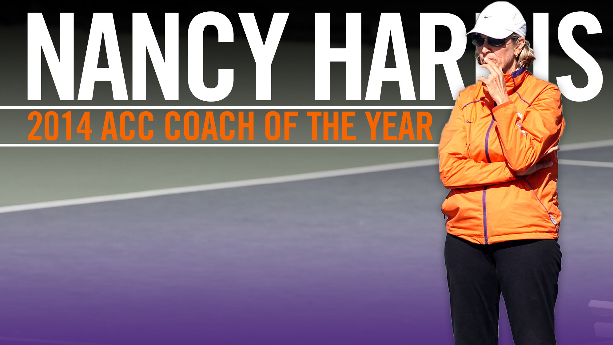 Harris Named ACC Coach of the Year; Three Players Earn All-ACC Nods