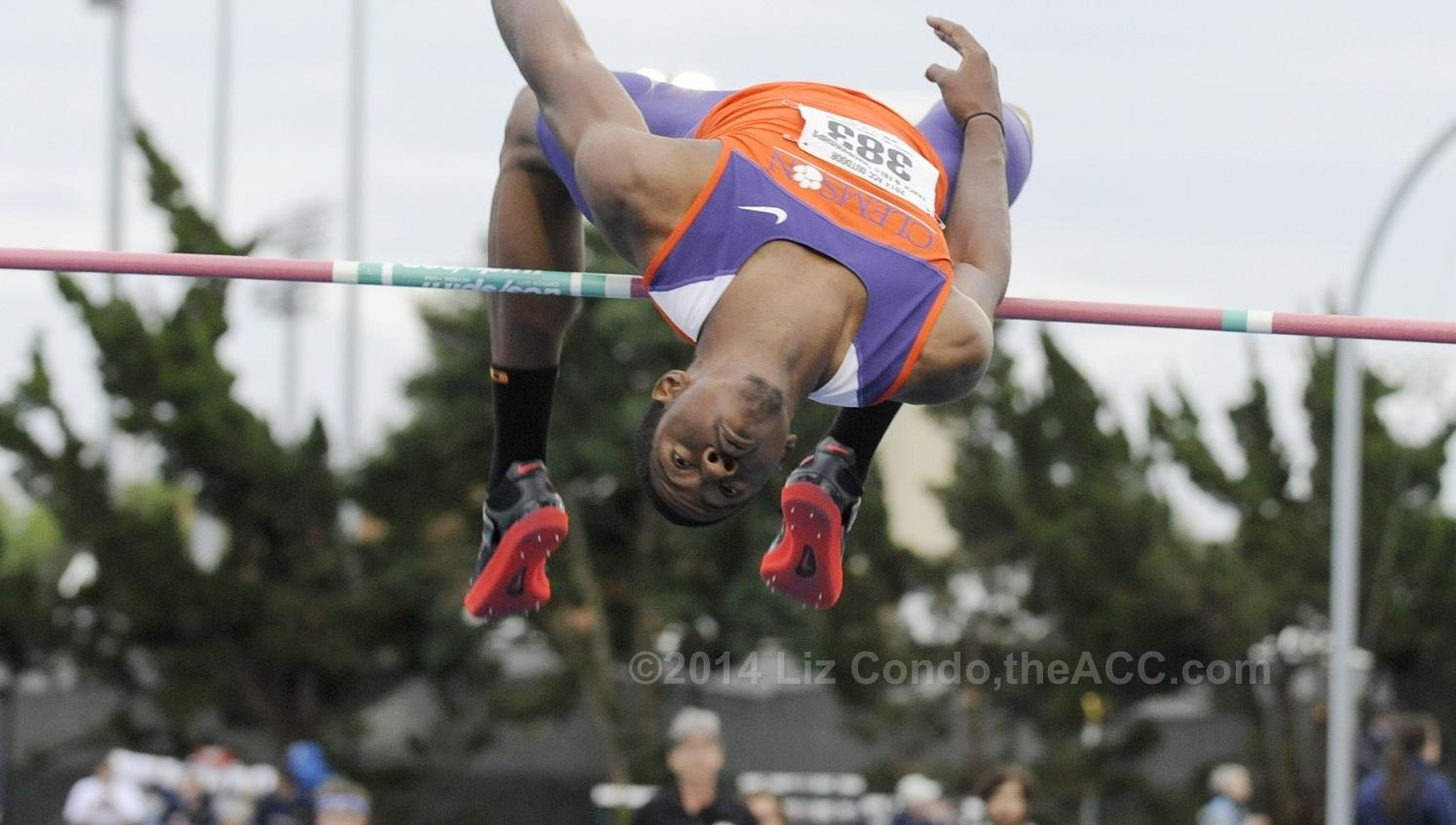 Tigers Head to Oregon for NCAA Outdoor Championships