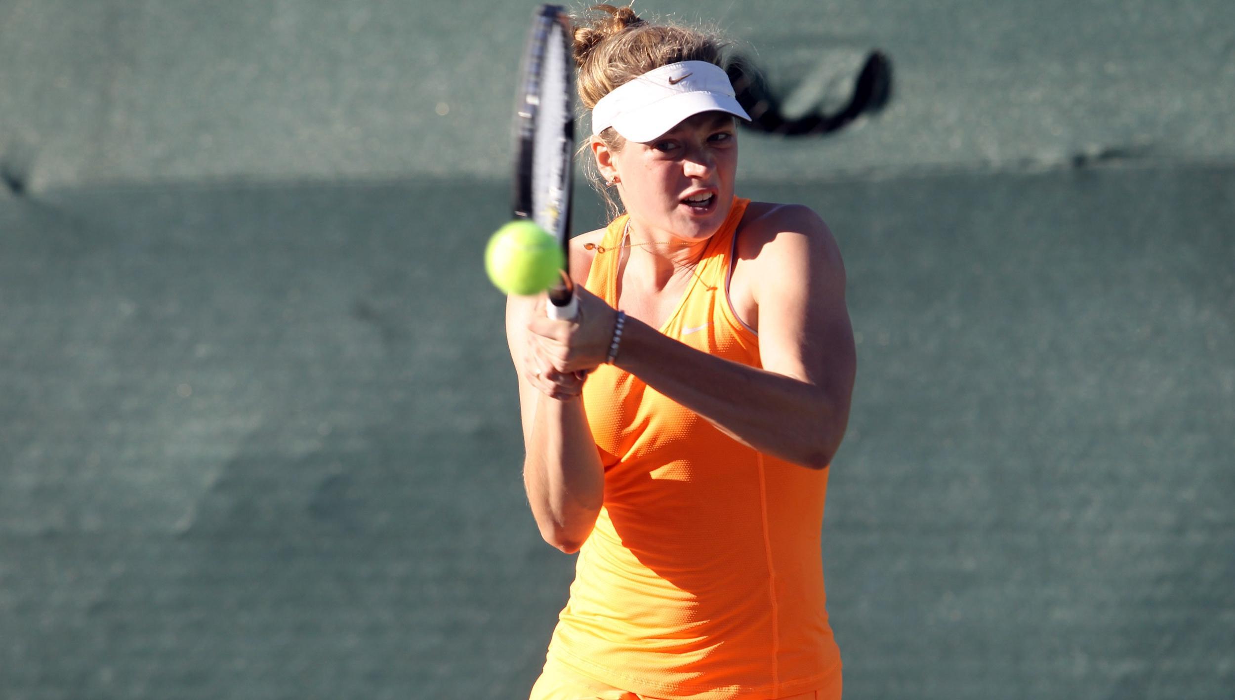 No. 9 UVa Snaps No. 15 Women's Tennis Streak at 10