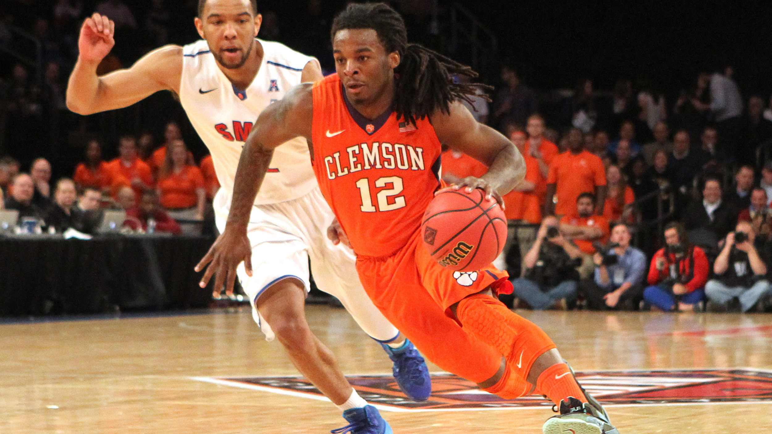 Clemson Season Ends with 65-59 Loss to SMU in NIT Semifinals