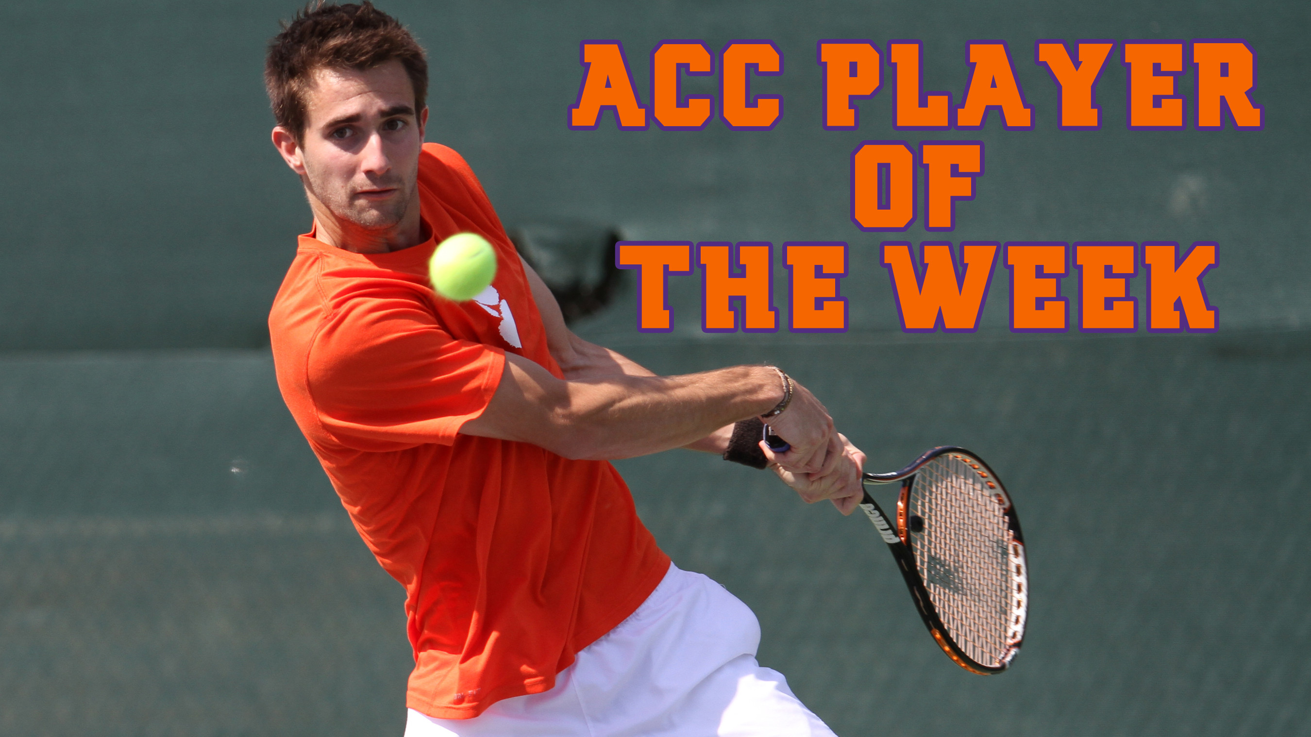 Maden Named ACC Player of the Week