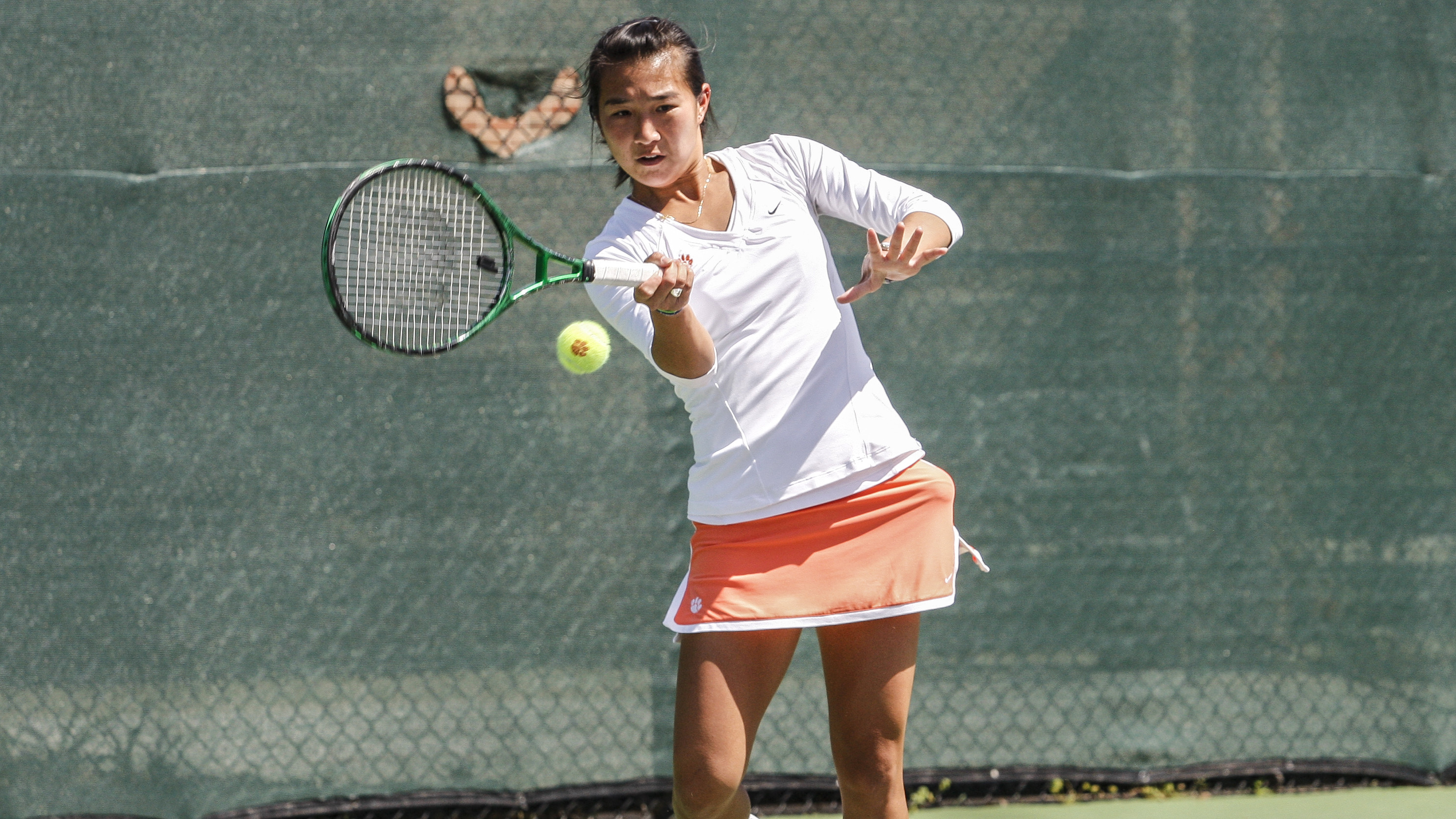 Former Tiger Keri Wong Claims ITF Doubles Title