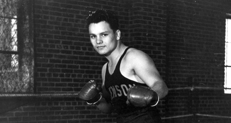 CLEMSON VAULT: John ?Ripper? Murray, National Boxing Finalist Turned Medical Doctor