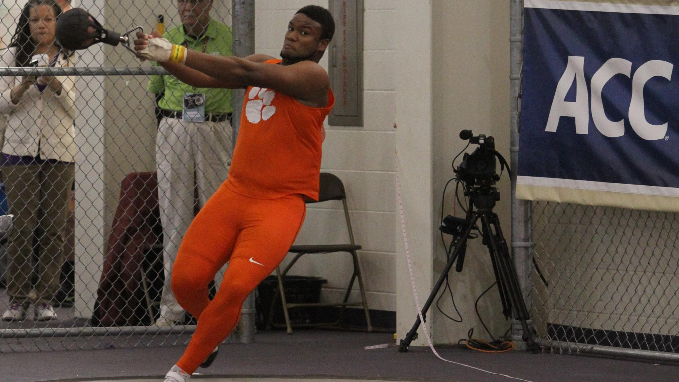 Solid Day One in the Books for Clemson Track & Field at Florida Relays