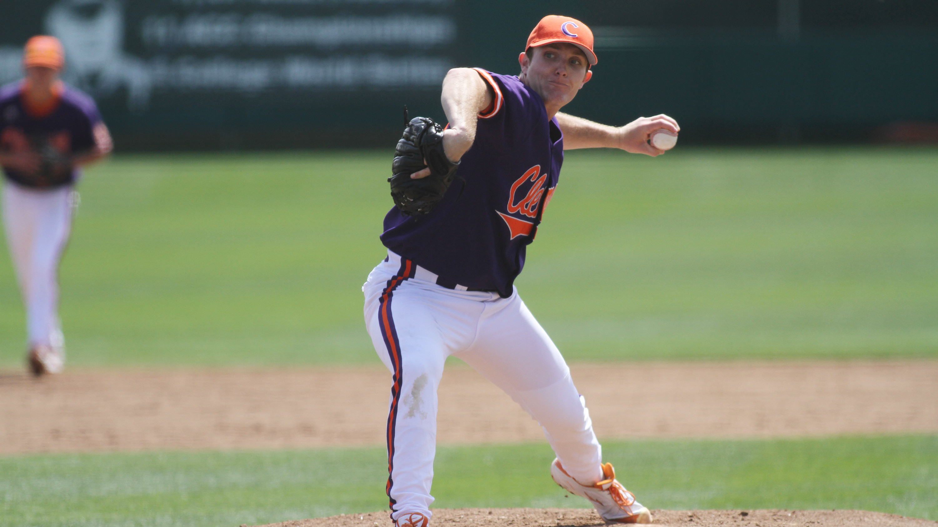 Crownover Pitches No. 15 Tigers Over Wolfpack 6-1 Saturday
