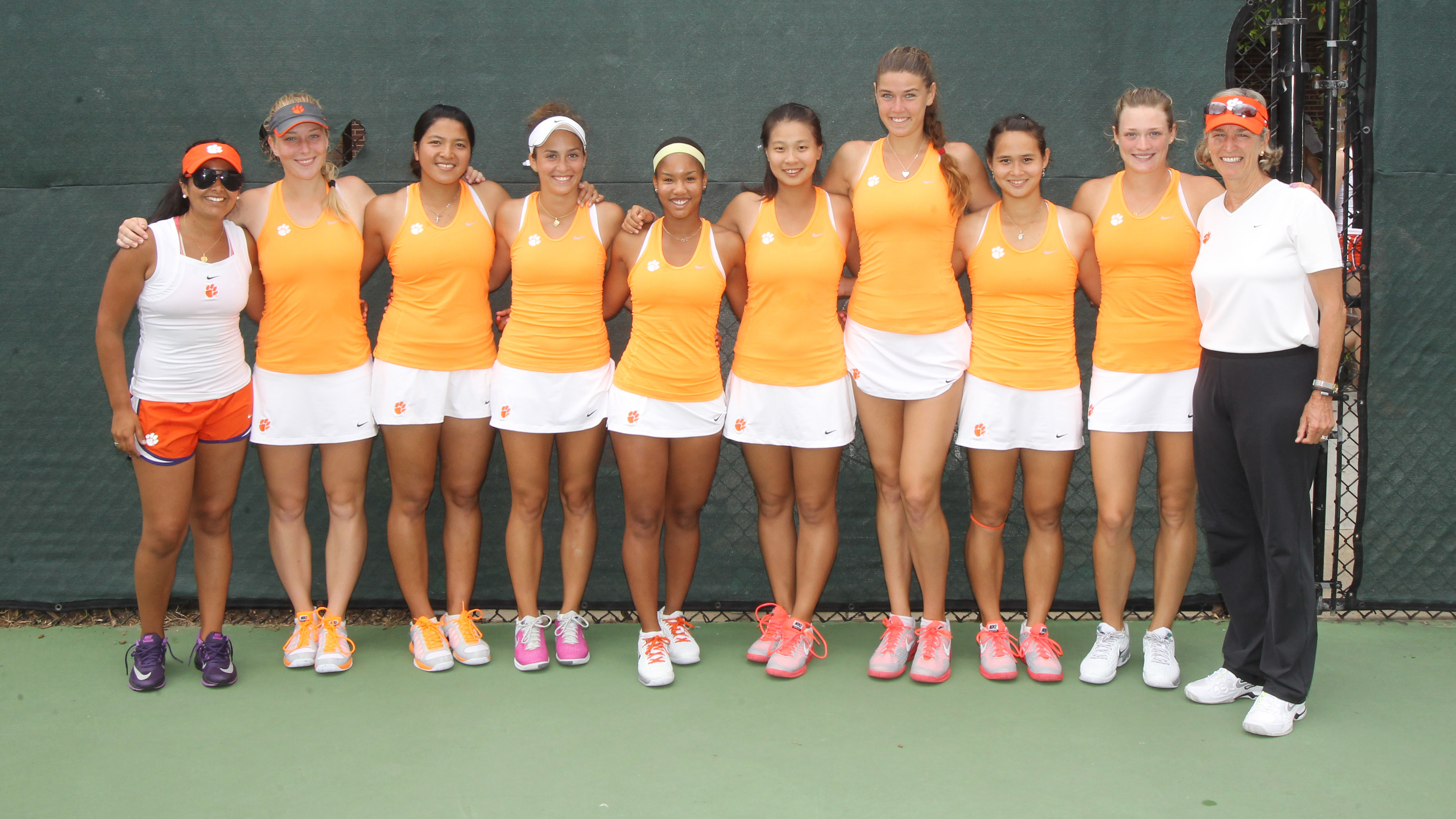 Women?s Tennis Finishes 2014 Ranked 13th Nationally