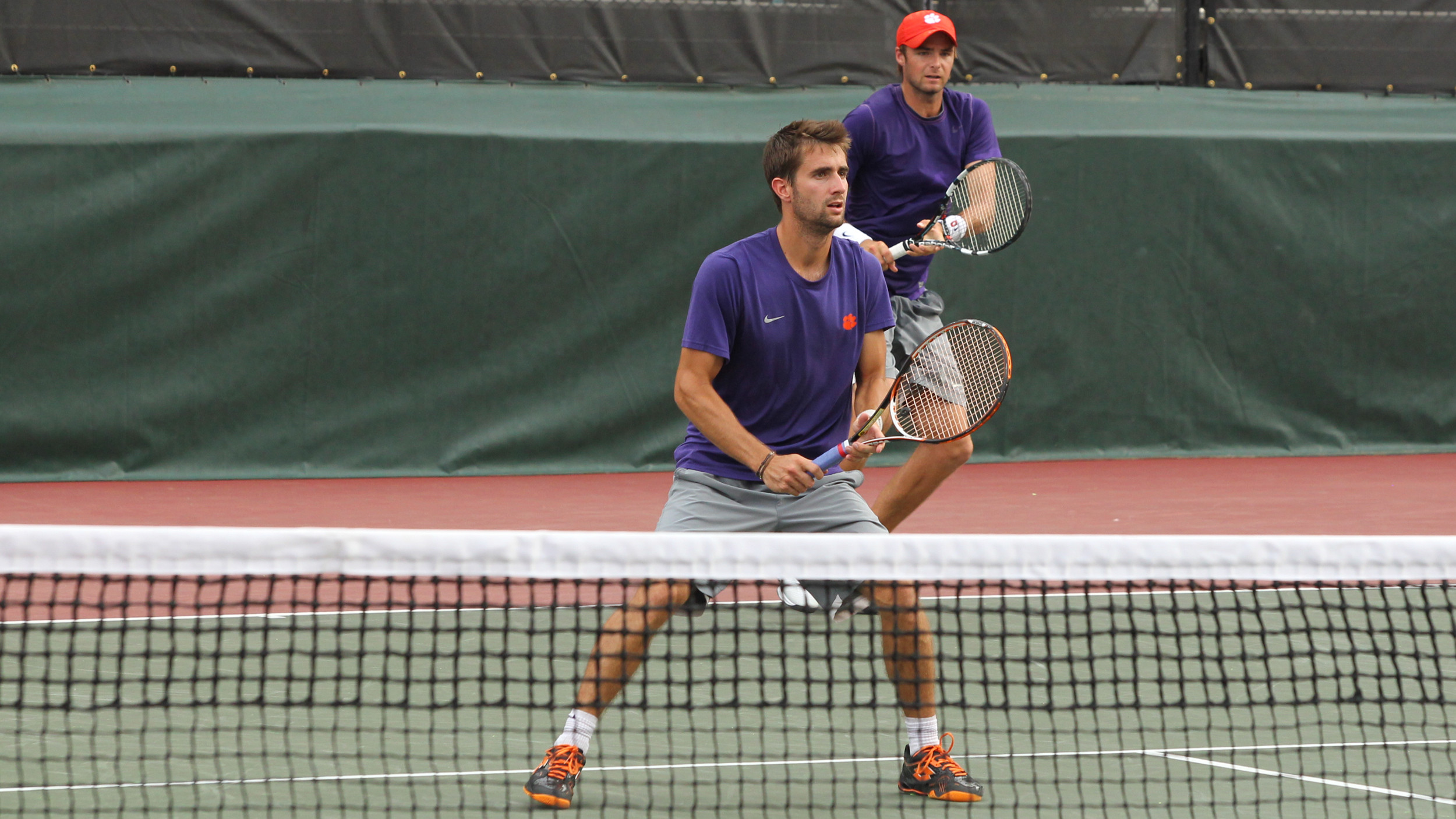Harrington & Maden's NCAA Doubles Run Ends in Semifinals
