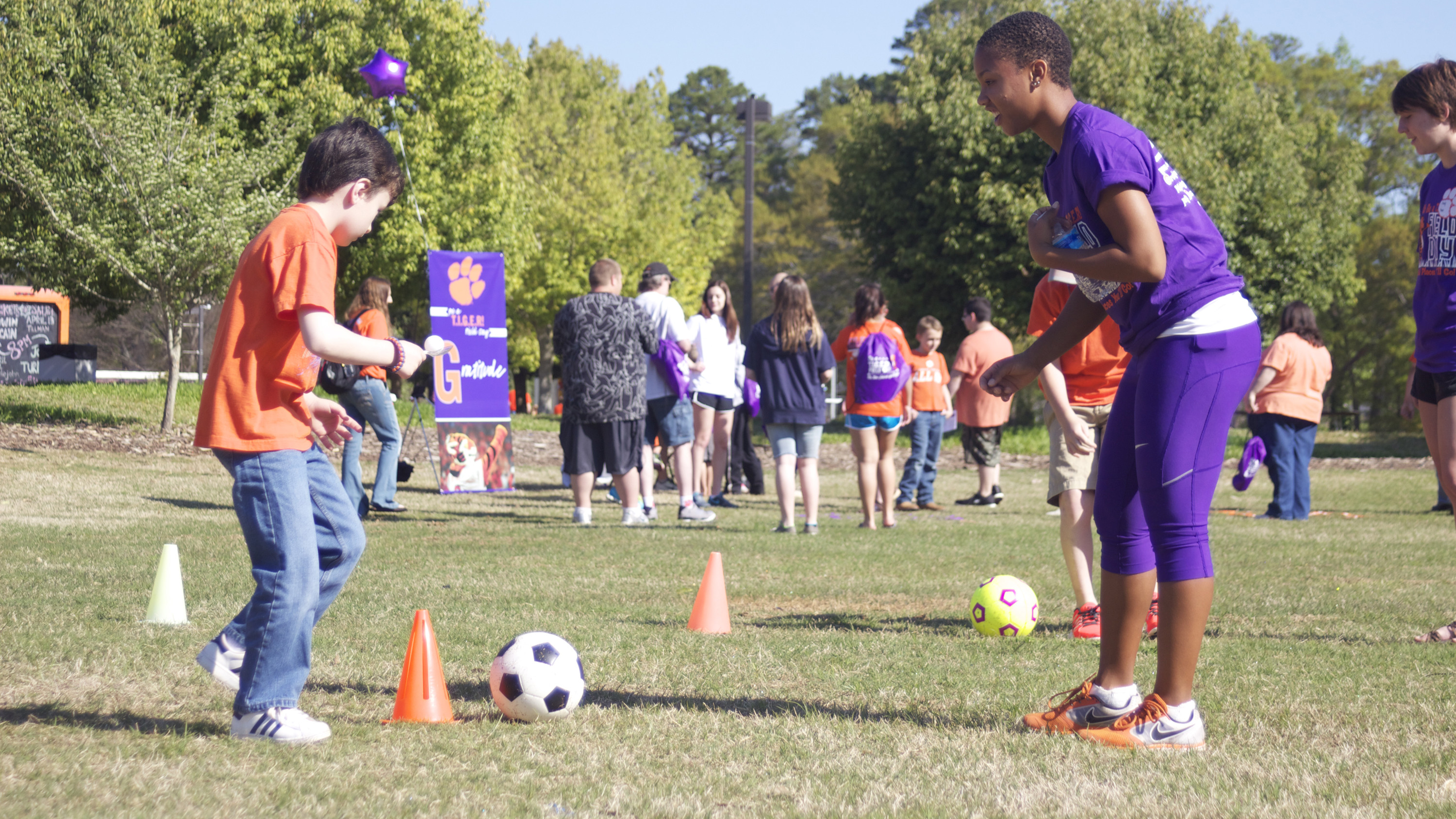 Be A TIGER Field Day 2014 Another Great Success!