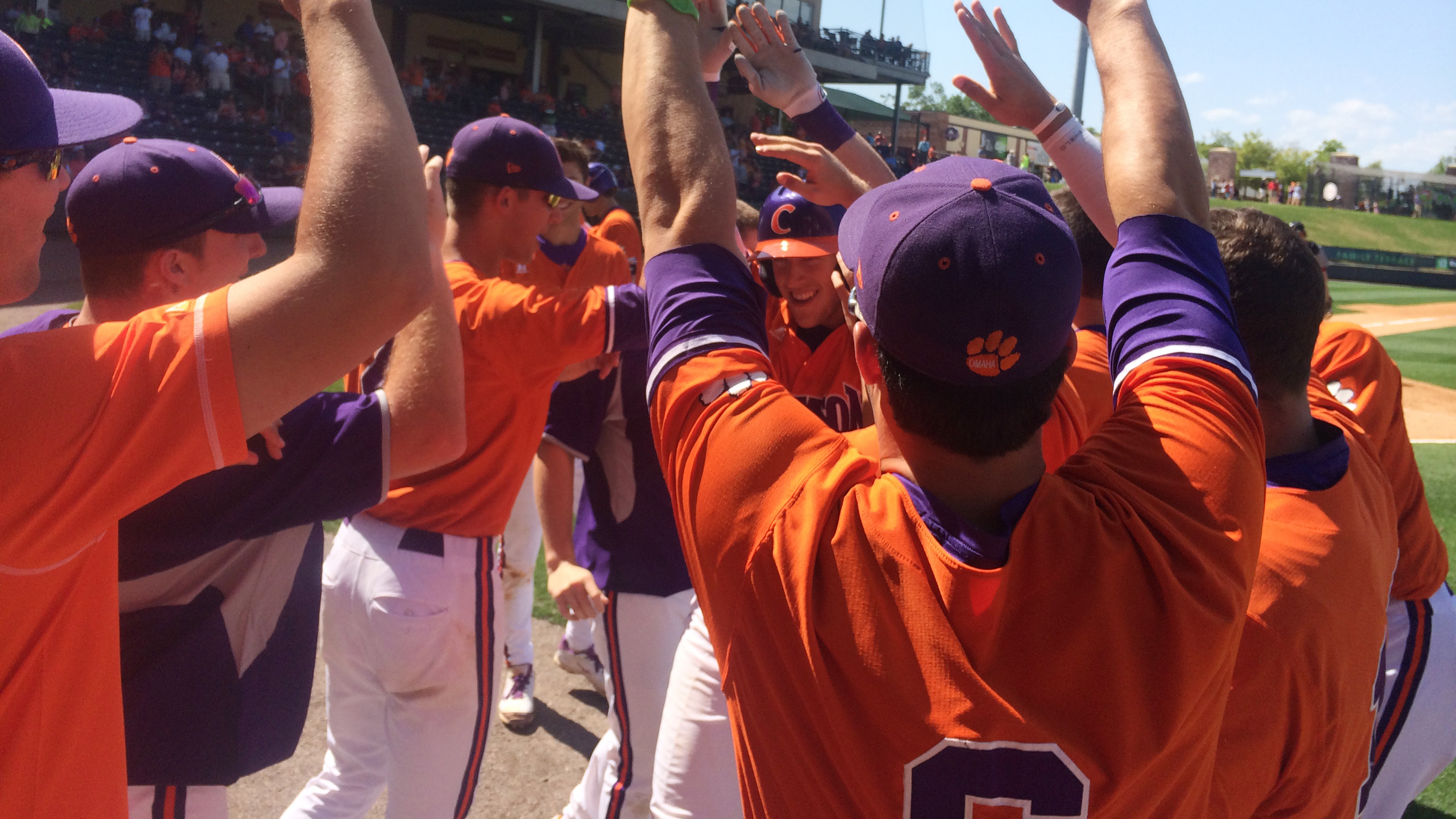 Wilkerson Leads Tigers to 6-2 Win Over UNLV at Fluor Field on Sunday