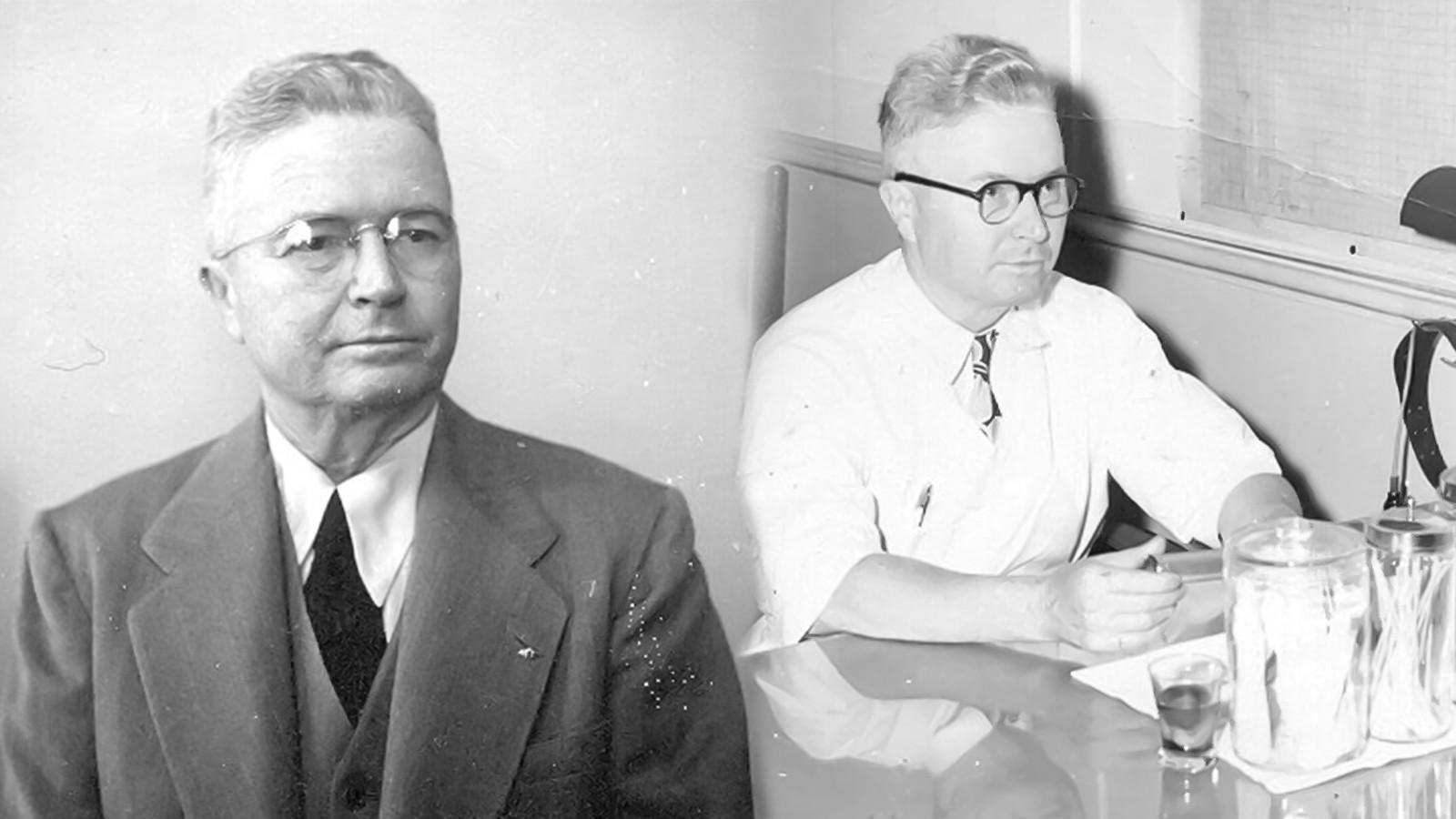 CLEMSON VAULT: Dr. Lee W. Milford, Sr.