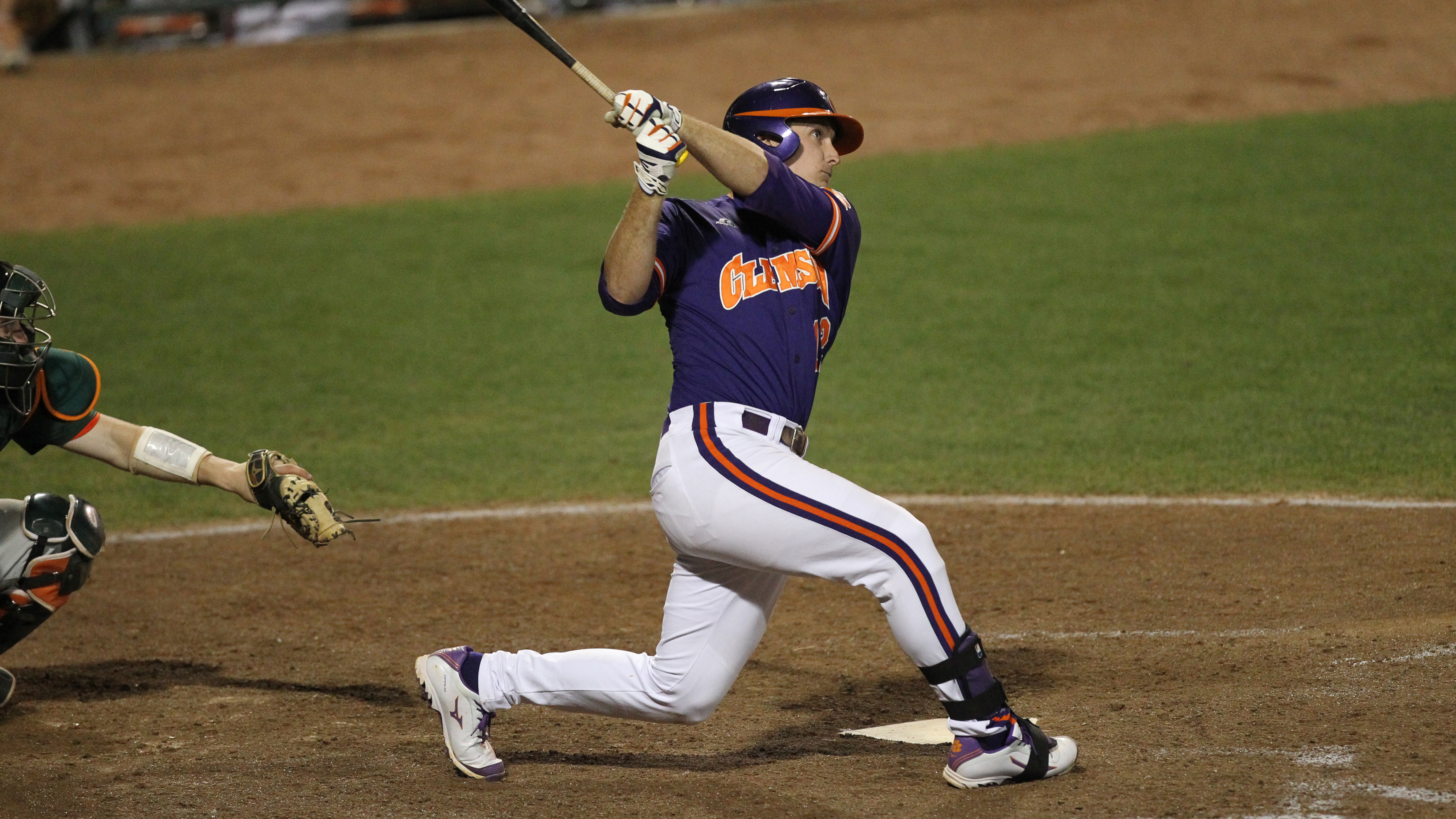 Tigers Walk Off With 3-2 Win Over No. 3 Miami (Fla.) in ACC Tourney on Thursday
