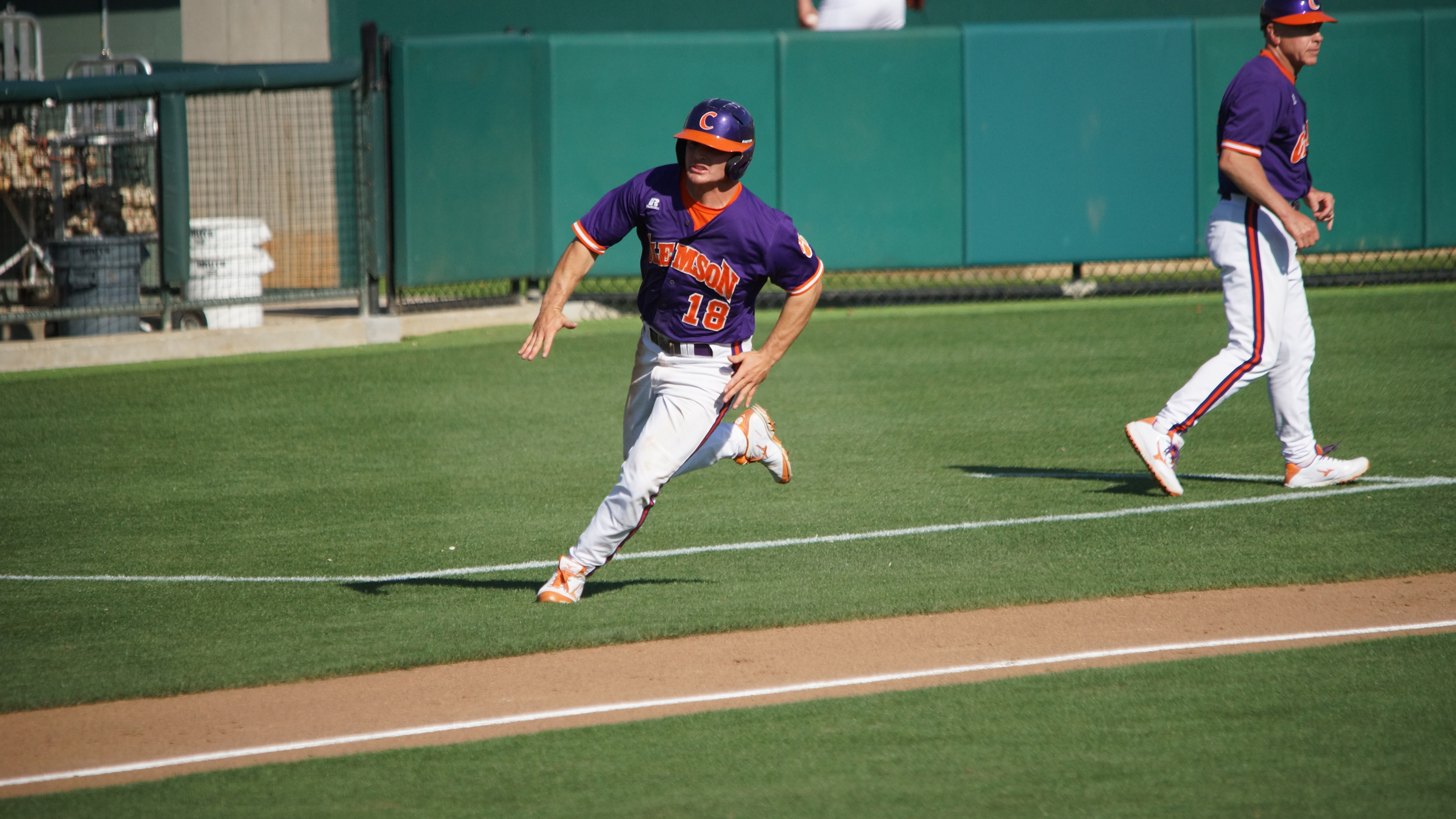 Seven-Run Eighth Inning Lifts Tigers Over Dukes 9-4 Saturday